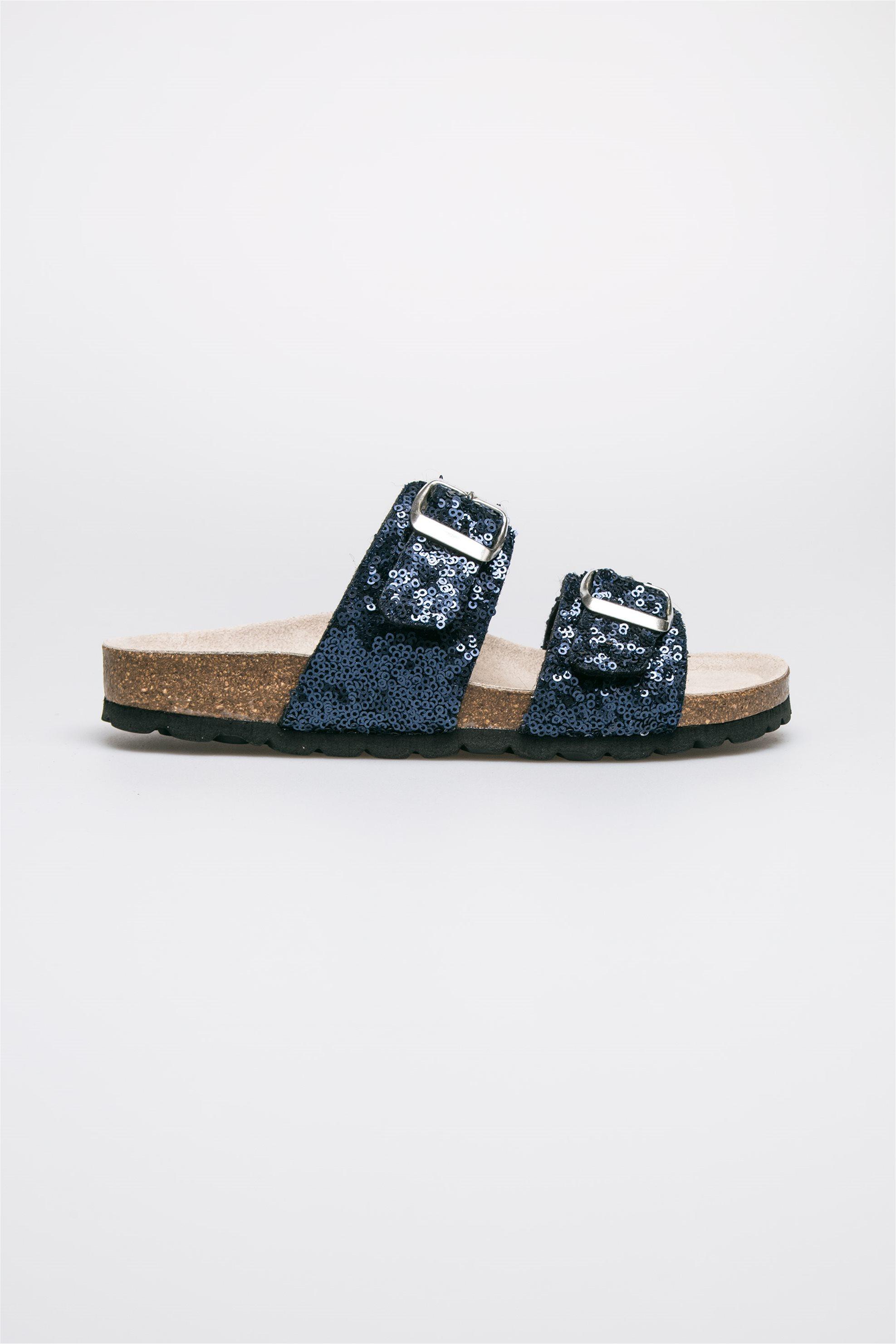 Γυναικεία παπούτσια Esprit - 047EK1W032 - Μπλε Σκούρο