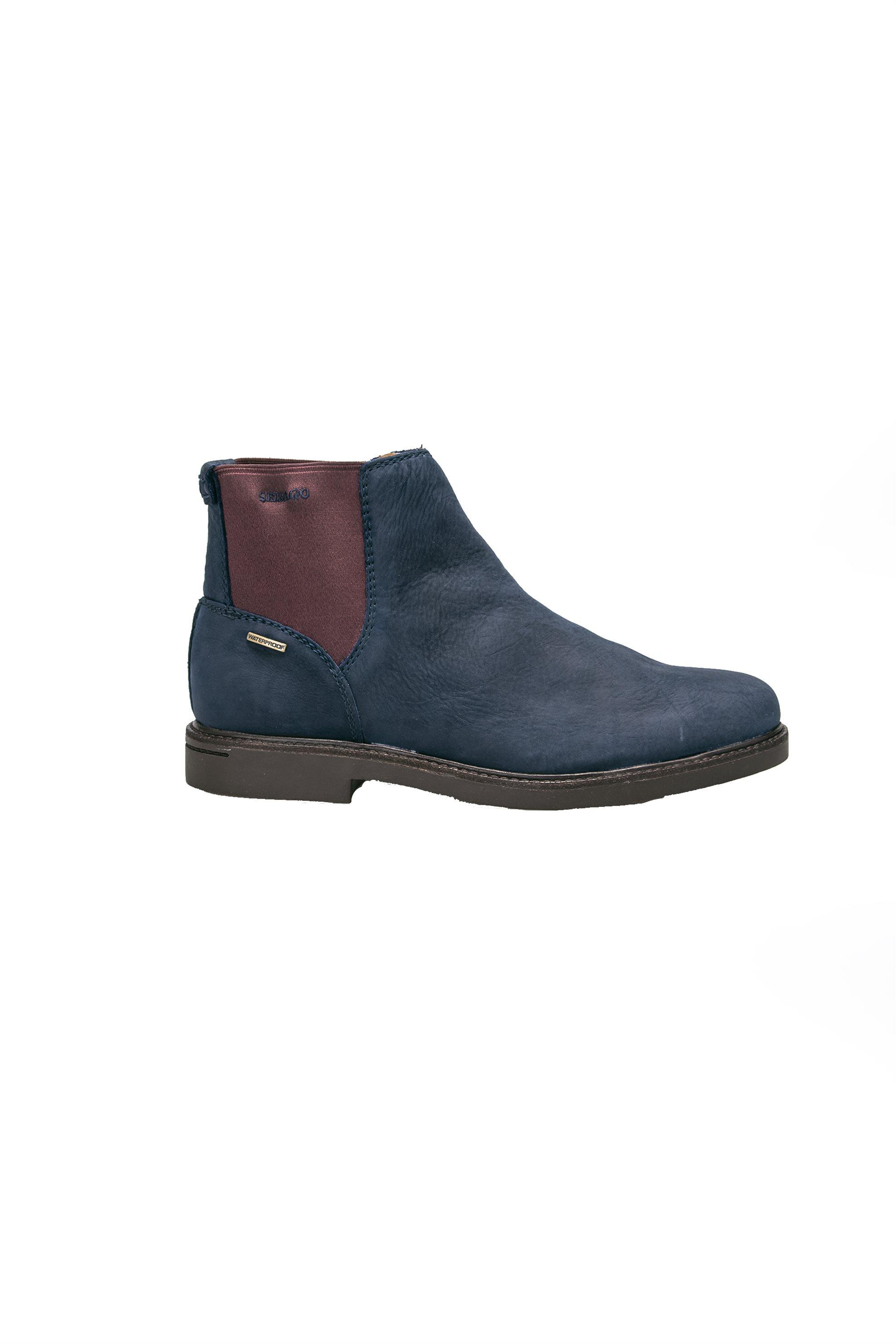 Ανδρικά παπούτσια Sebago – B810249 – Μπλε Σκούρο
