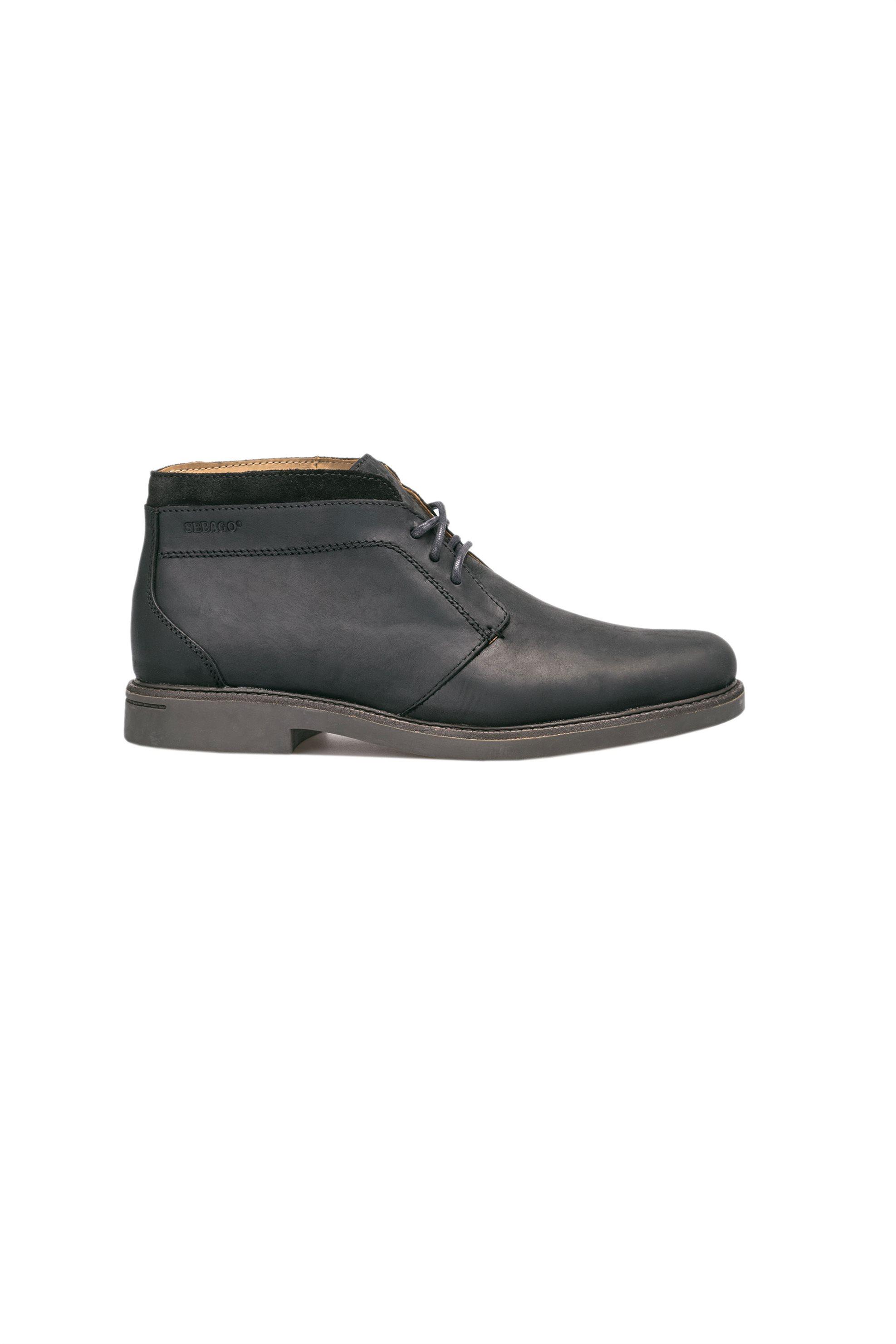 Ανδρικά παπούτσια Sebago – B810252 – Μαύρο