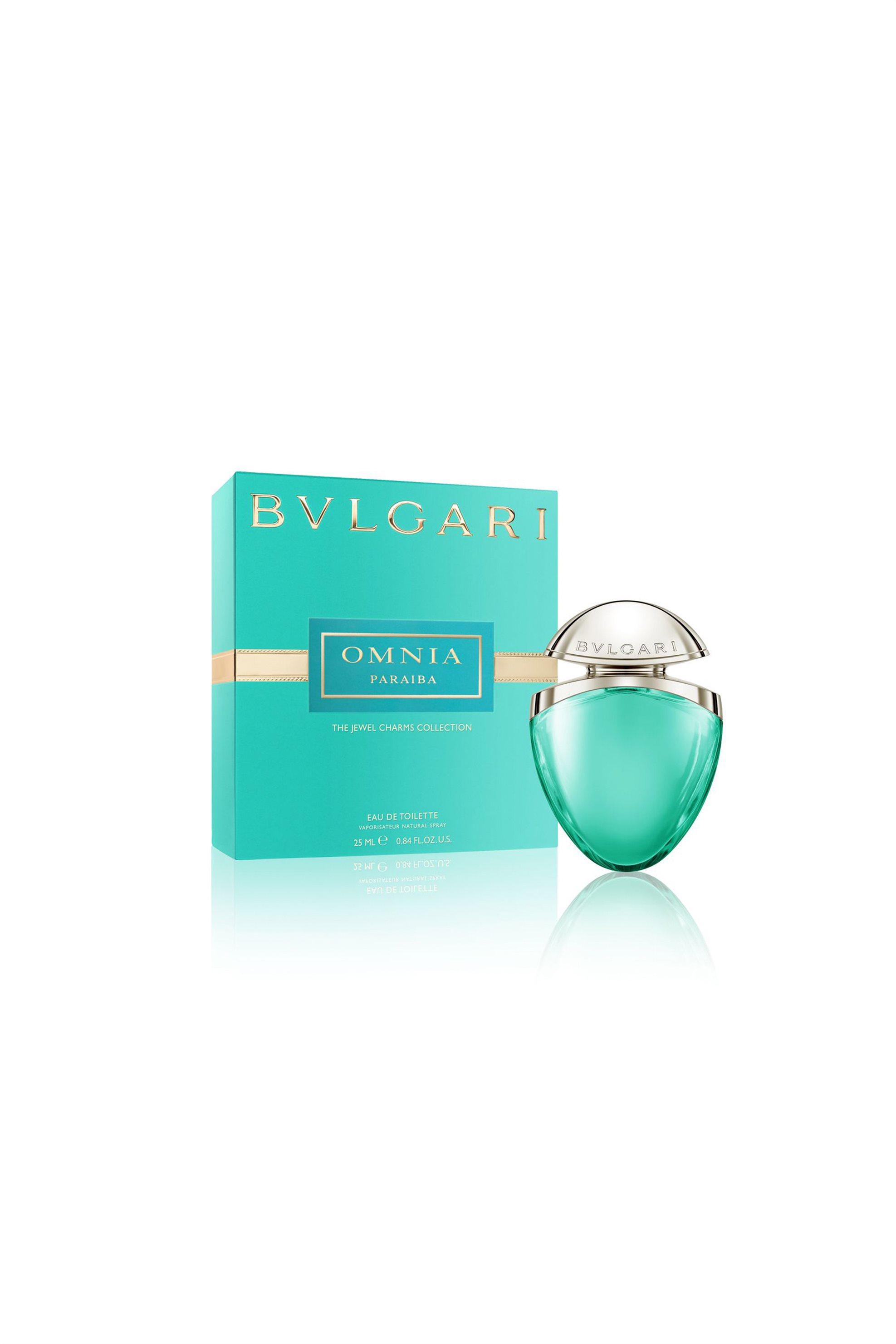 Bvlgari Omnia Paraiba EdT Jewel Charm 25 ml - 51200 ομορφια   καλλυντικα επιλεκτικησ   αρώματα   γυναικεία αρώματα   eau de toilette
