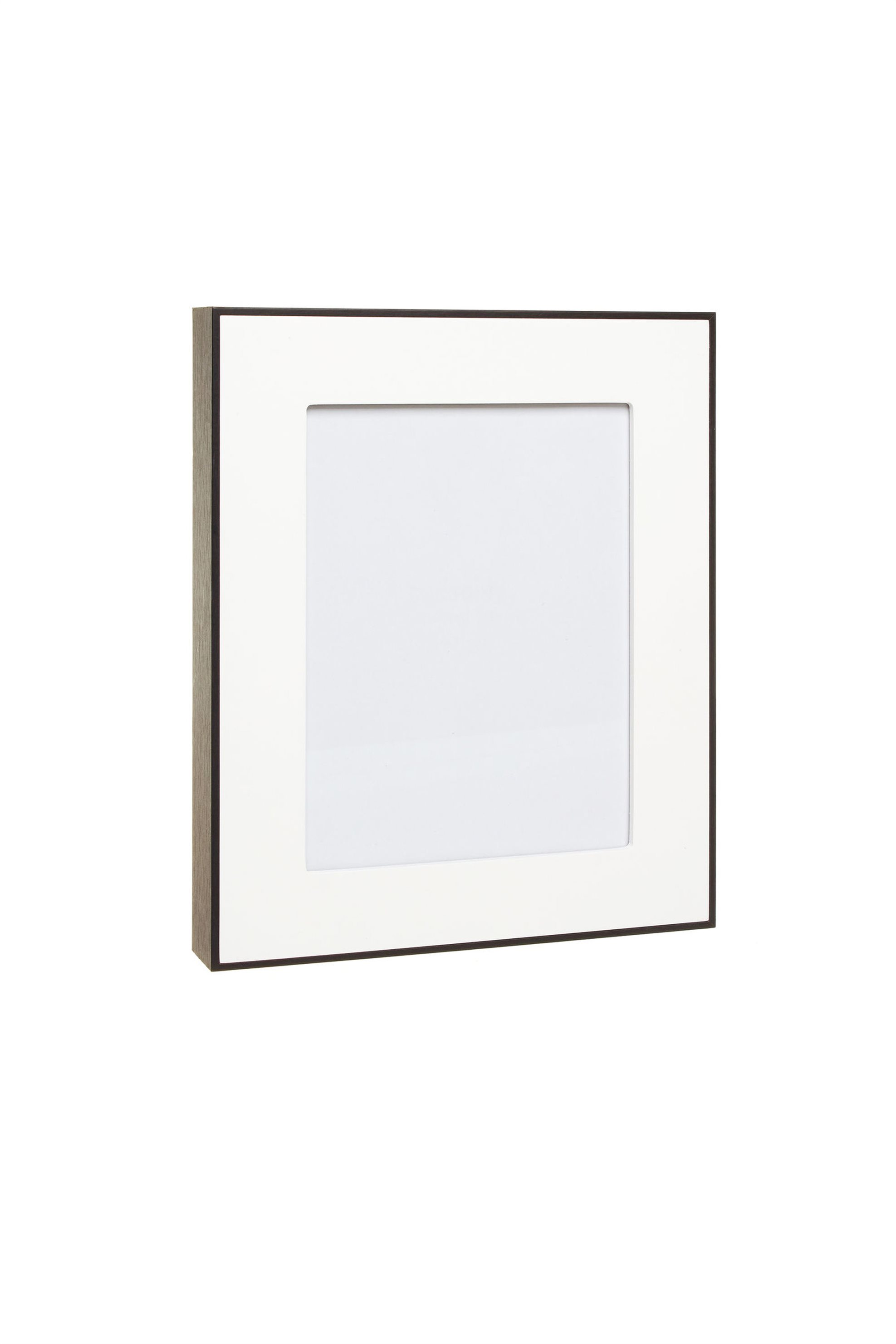 Κορνίζα με ξύλινο πλαίσιο 9x14 Coincasa - 005621188 - Λευκό home   σαλονι   κορνίζες