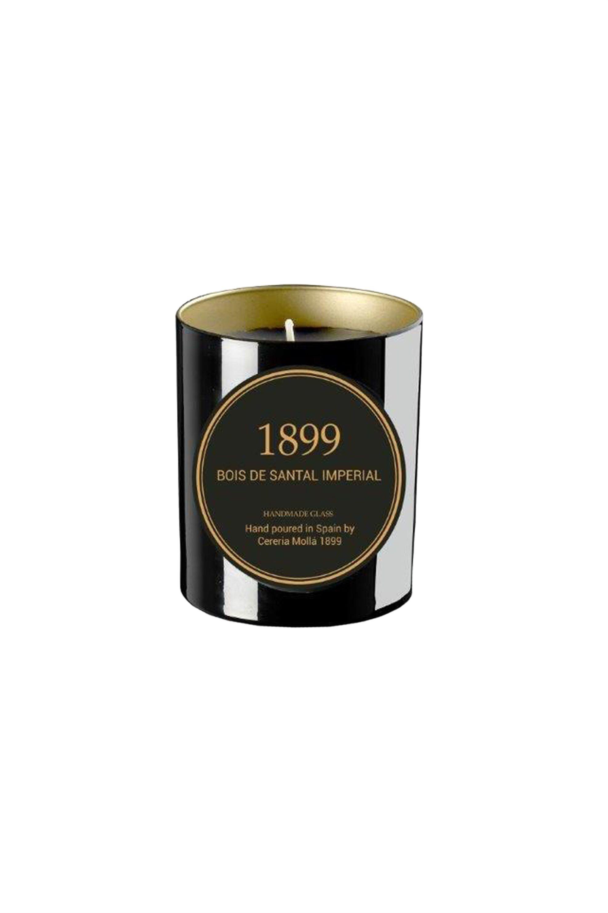 Cereria Mollá 1899 αρωματικό κερί Gold Edition Bois de Santal - 6650 home   σαλονι   αρωματικά χώρου