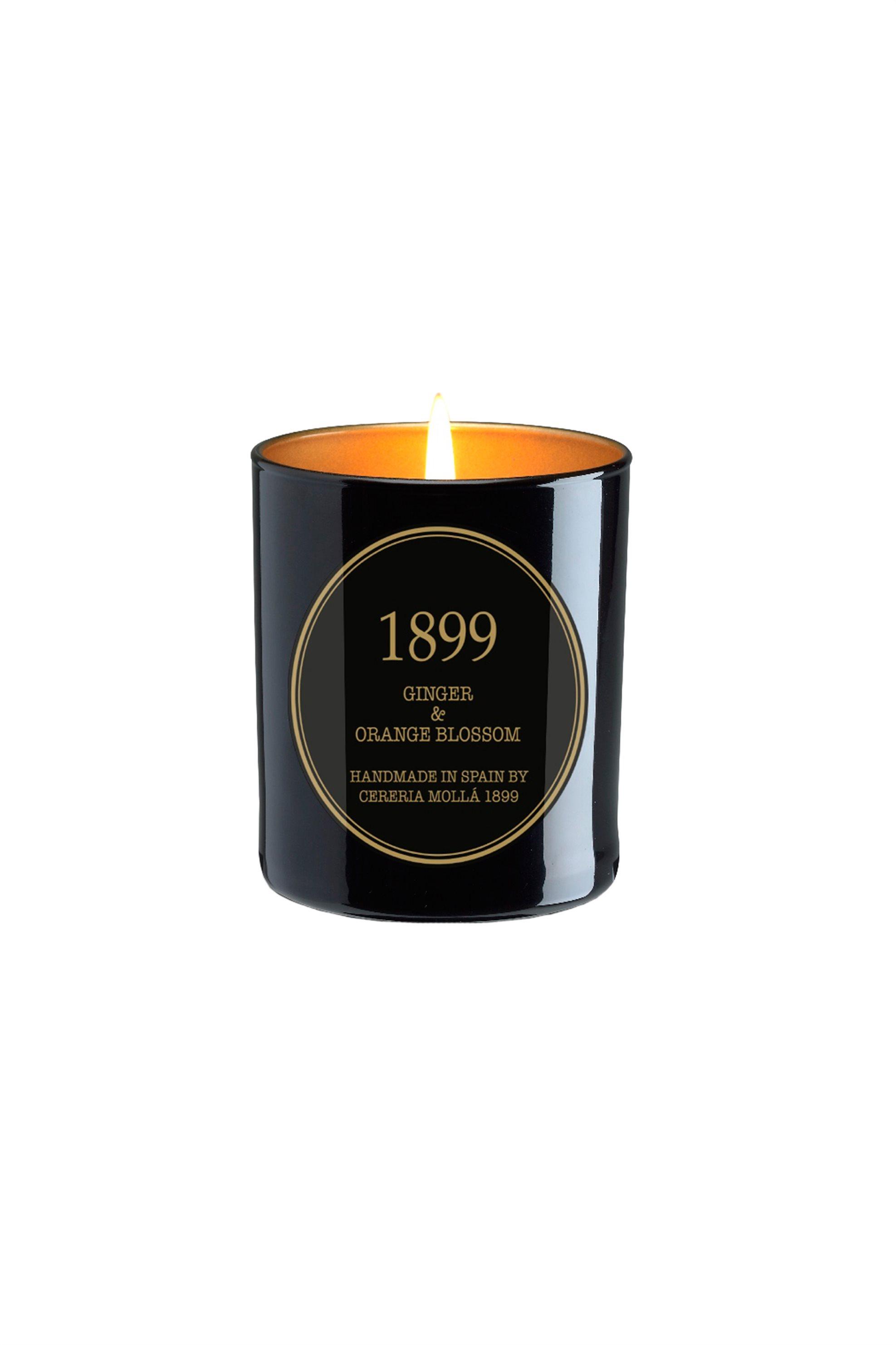 Cereria Mollá 1899 αρωματικό κερί Gold Edition Ginger & Orange Blossom - 6670 home   σαλονι   αρωματικά χώρου