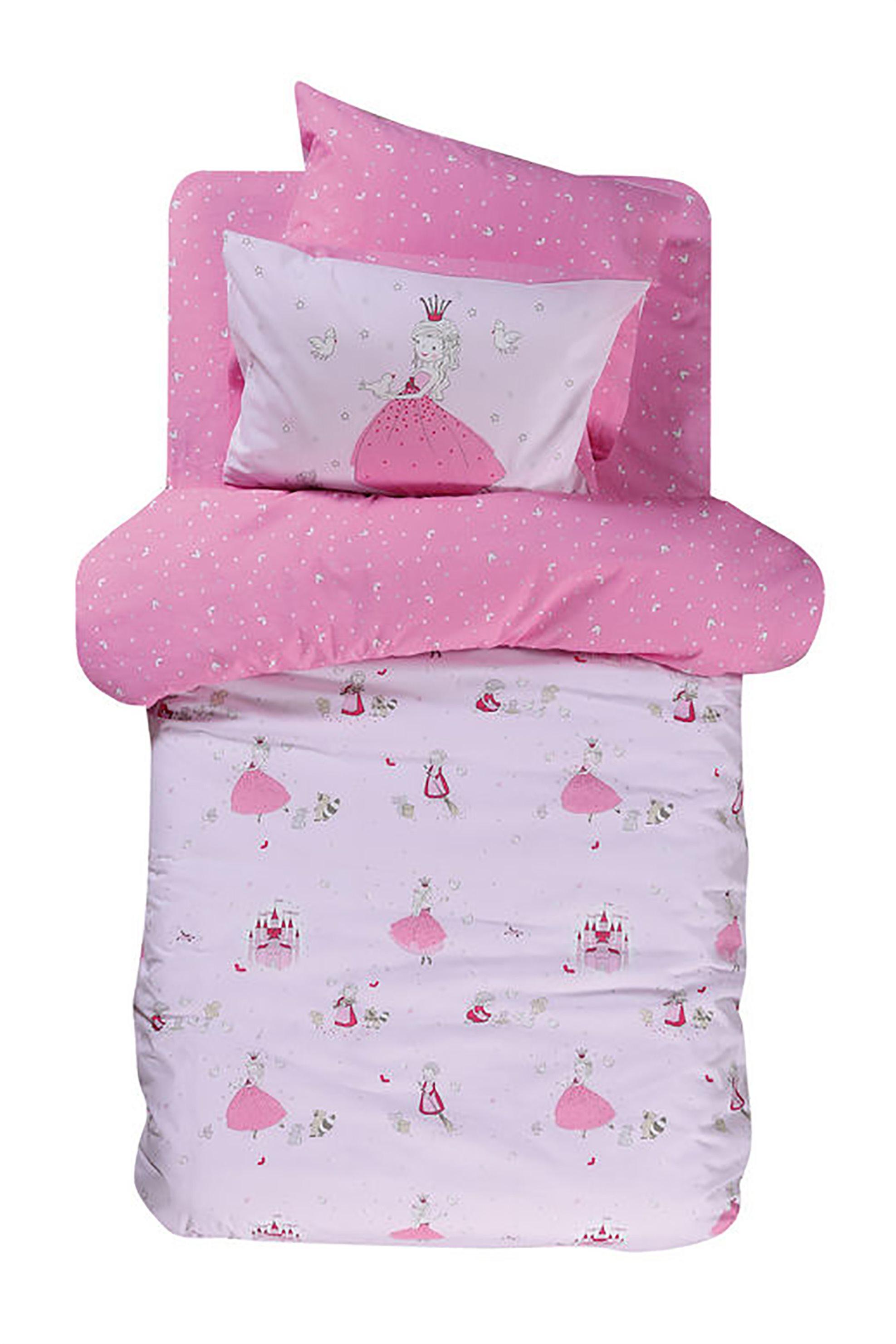 NEF-NEF Σετ παιδικά σεντόνια ροζ A Dream Come True (3 τεμάχια)  - 022264 - Μπλε home   παιδια   σεντόνια   σετ παιδικά σεντόνια