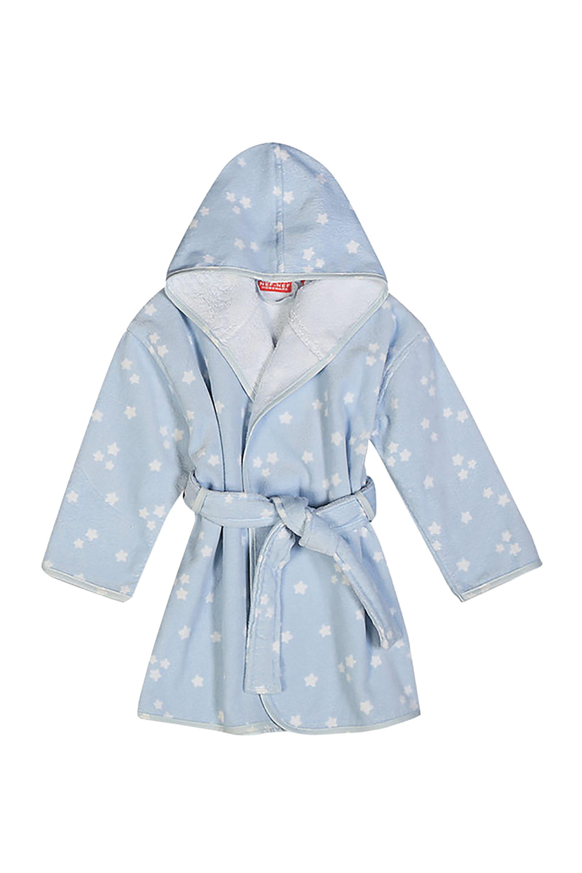 NEF-NEF Βρεφικό μπουρνούζι Lovely Day  - 020636 - Ανοιχτό Γαλάζιο home   παιδια   παιδικά μπουρνούζια   ρόμπες