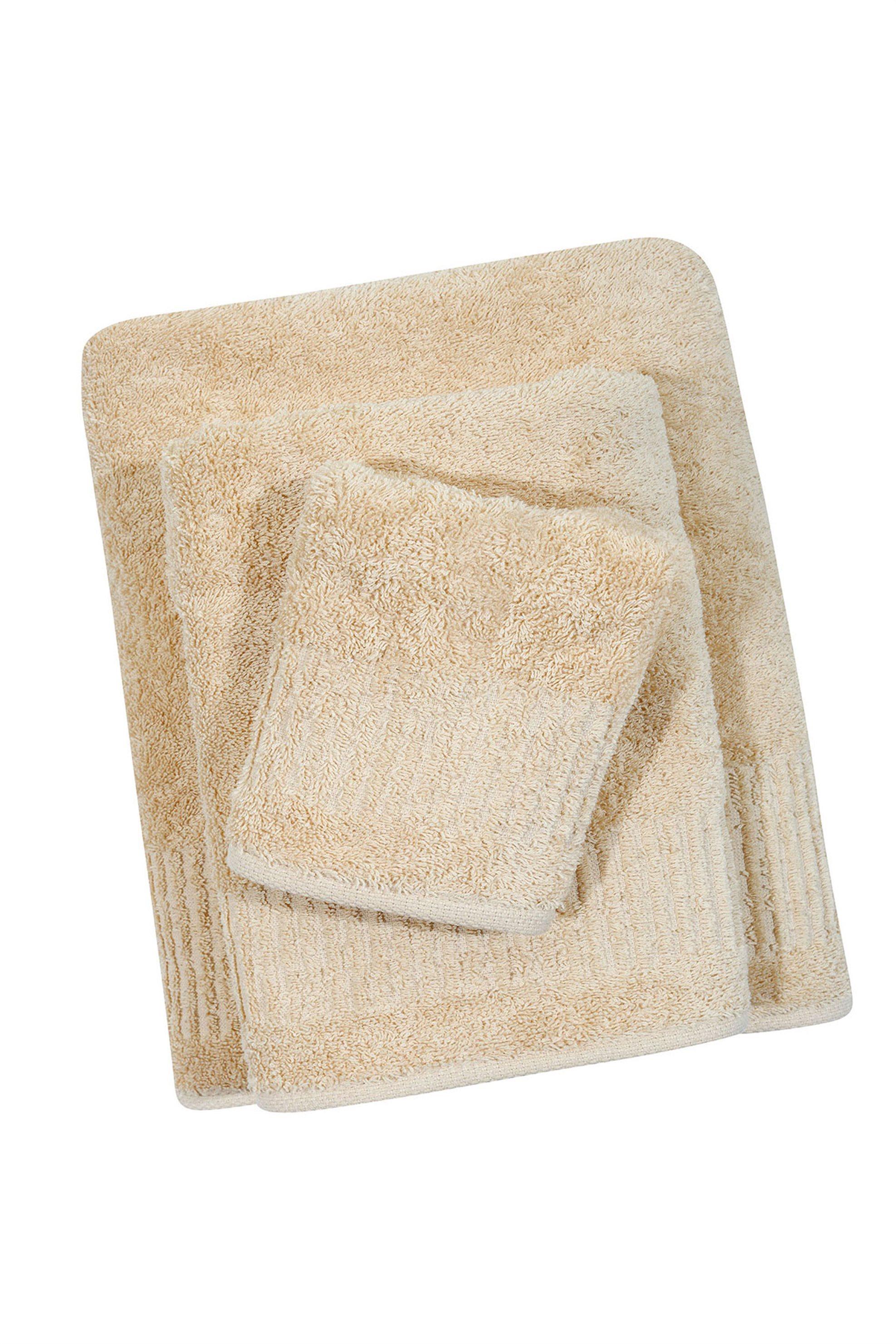 Πετσέτα προσώπου Prestige 50x90 1141 Das home - 46750901141 - Μπεζ home   μπανιο   πετσέτες μπάνιου   πετσέτες προσώπου