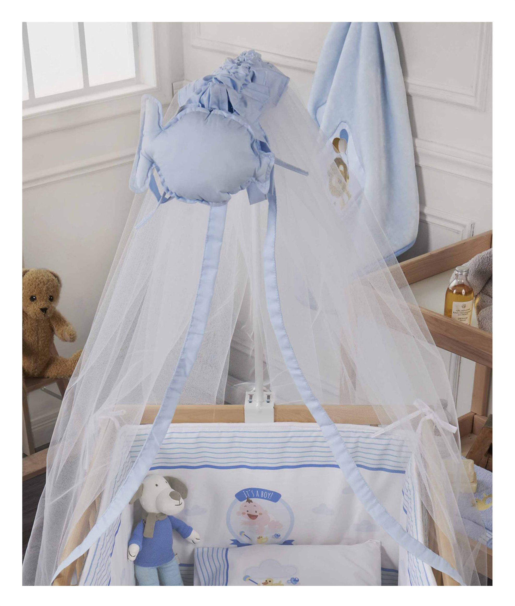 Kουνουπιέρα MOSQUITO NET 19 170x440 ΚΕΝΤΙΑ - 000045743 - Γαλάζιο home   παιδια   προίκα μωρού