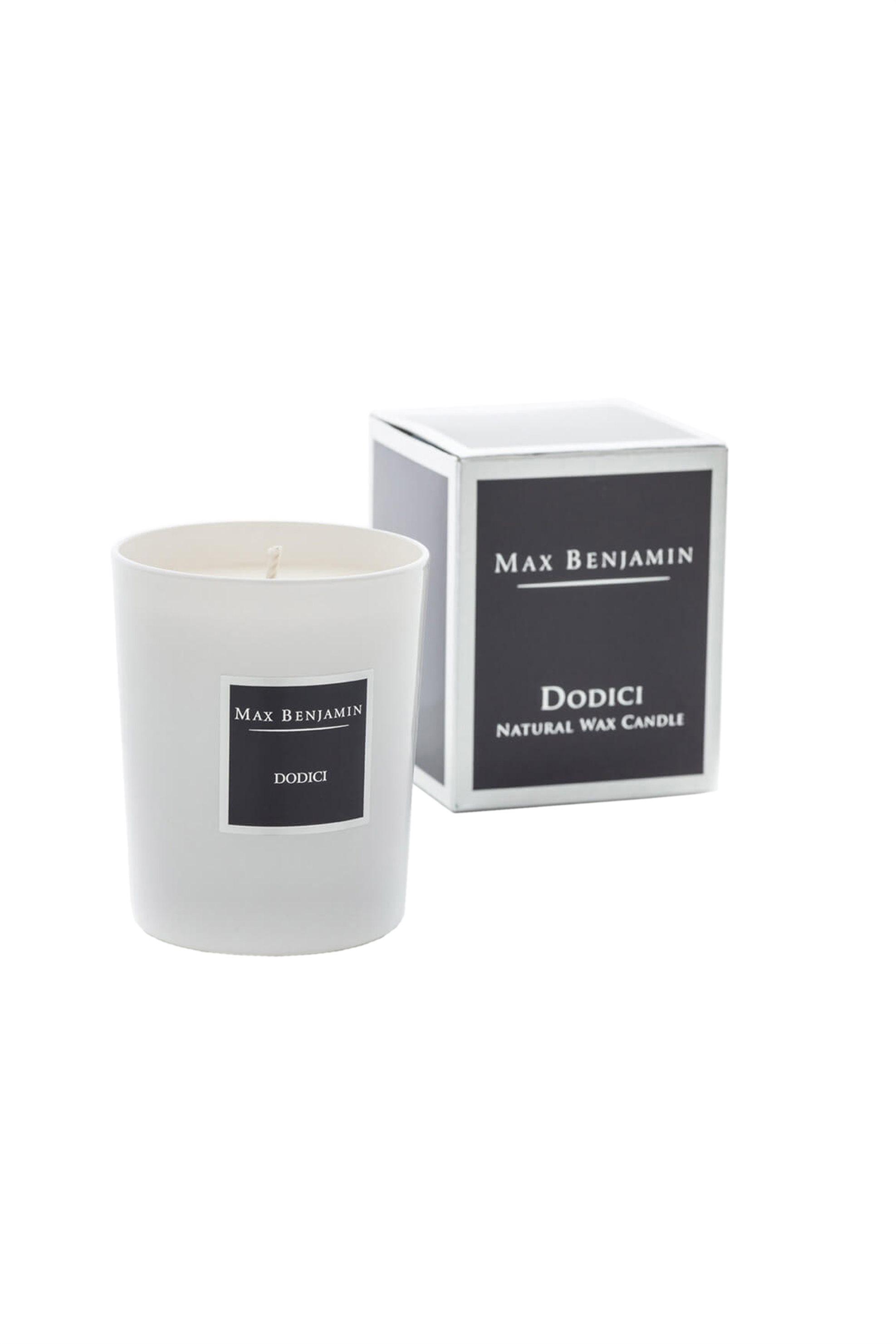Max Benjamin αρωματικό κερί Dodici - 155-3551 home   σαλονι   αρωματικά χώρου