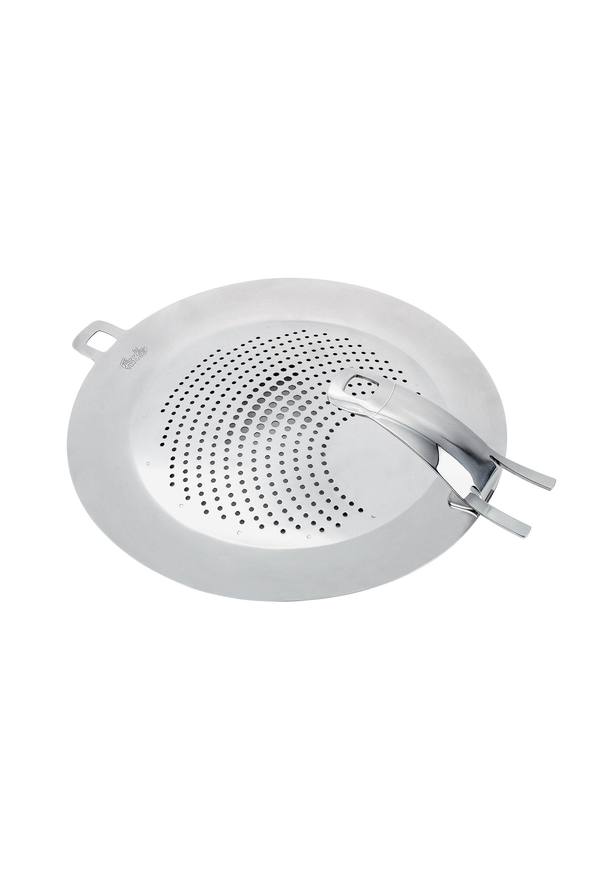 Προστατευτικό καπάκι τηγανίσματος για τηγάνια 24-26-28 εκ. Fissler - 12007000 home   κουζινα   μαγειρικά σκεύη