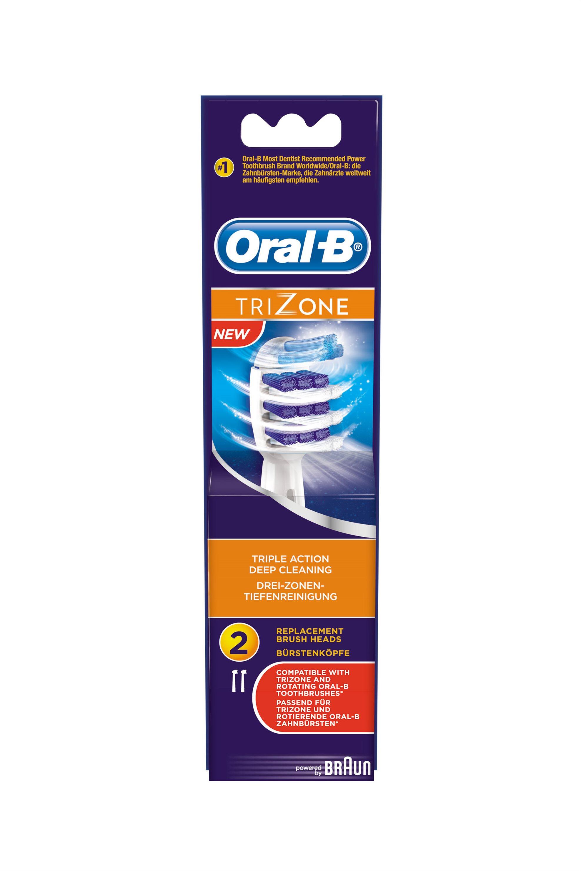 ΒΑνταλλακτικά Trizone Oral b Βraun - EB30-2/TRIZONE home   συσκευεσ περιποιησησ   ηλεκτρικές οδοντόβουρτσες