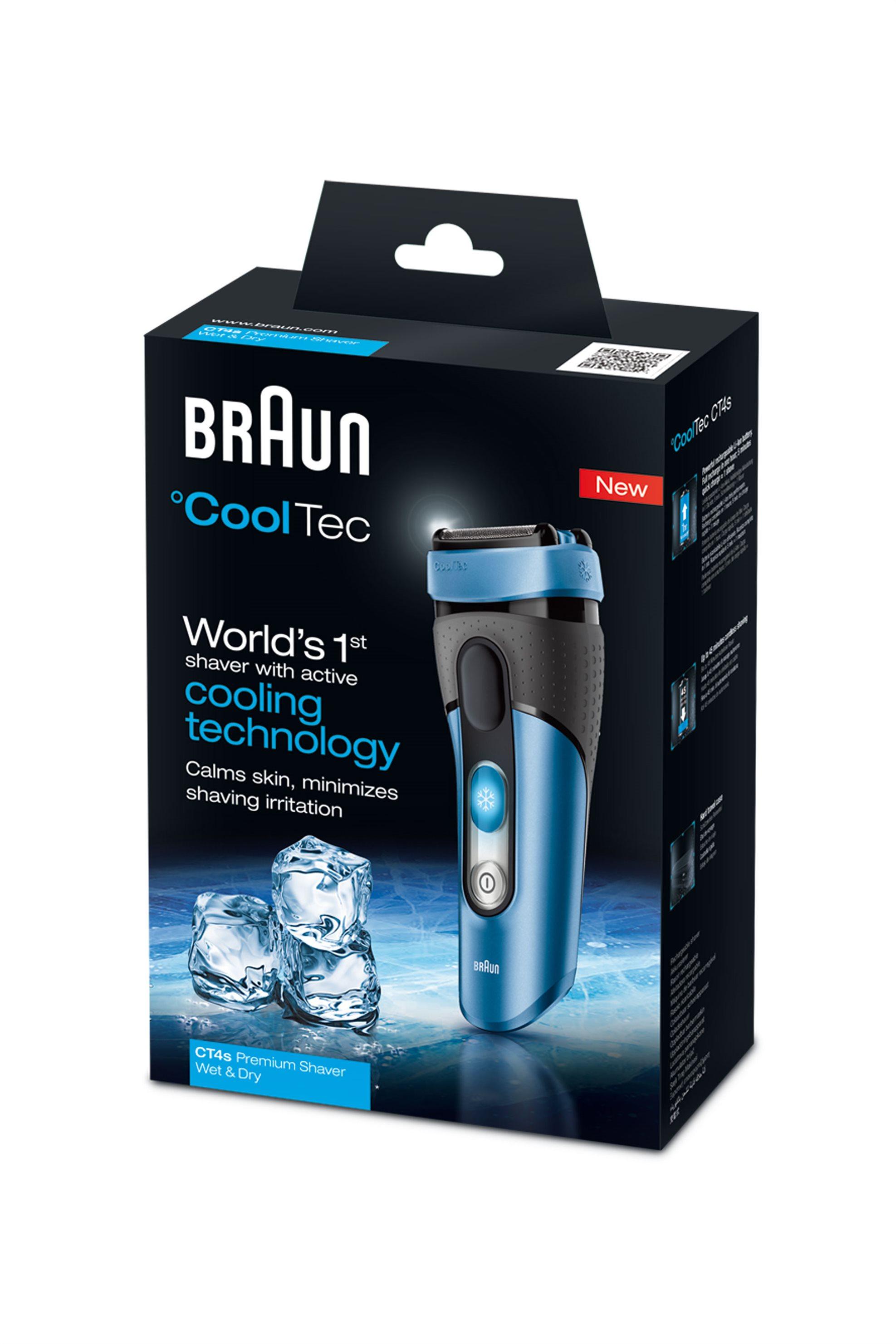 Ξυριστική Μηχανή CoolTec CT4s Braun - CT4S home   συσκευεσ περιποιησησ   ξυριστικές μηχανές