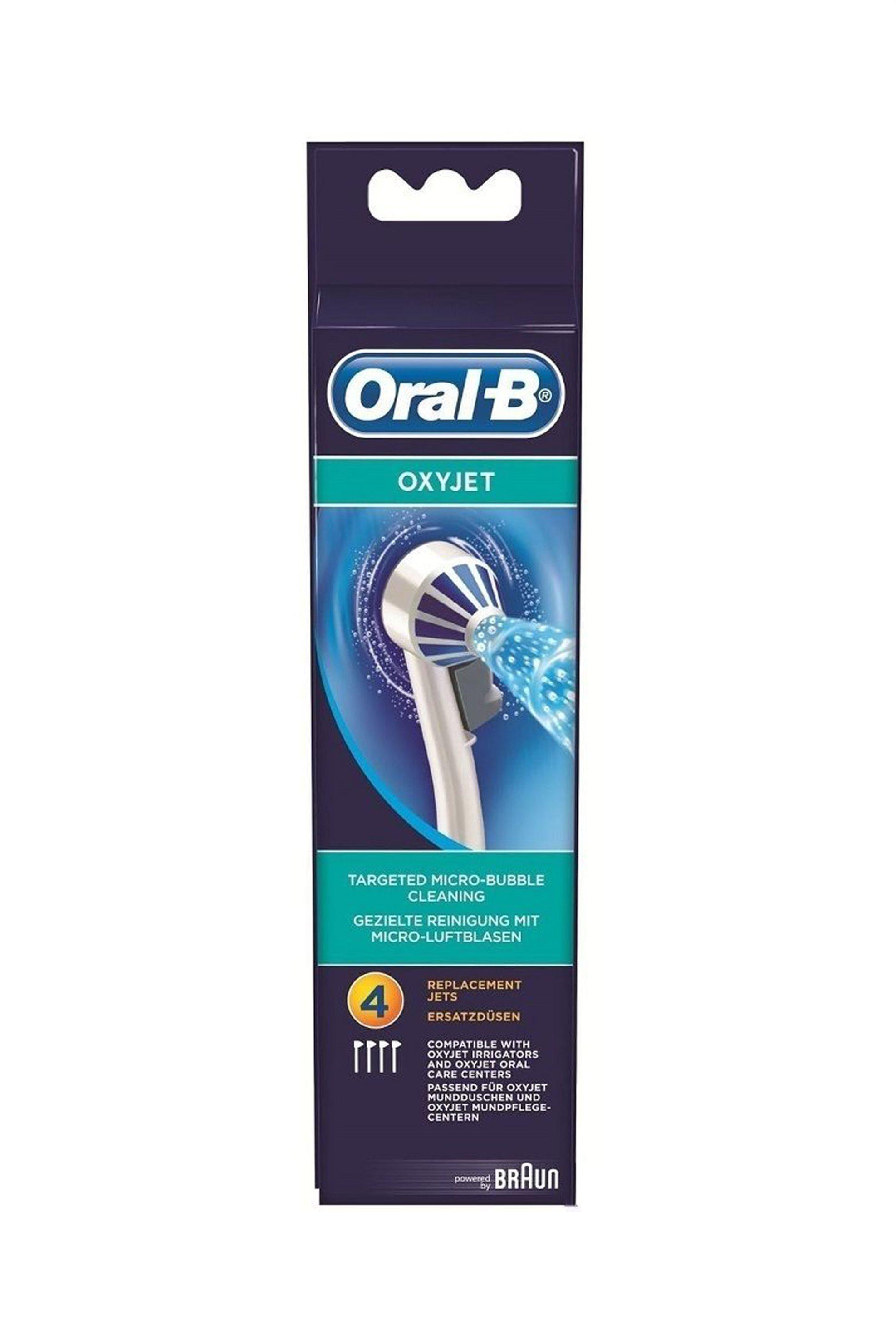 Ανταλλακτικά ακροφύσια Oral-b Oxyjet Braun - ED17-4/N home   συσκευεσ περιποιησησ   ηλεκτρικές οδοντόβουρτσες