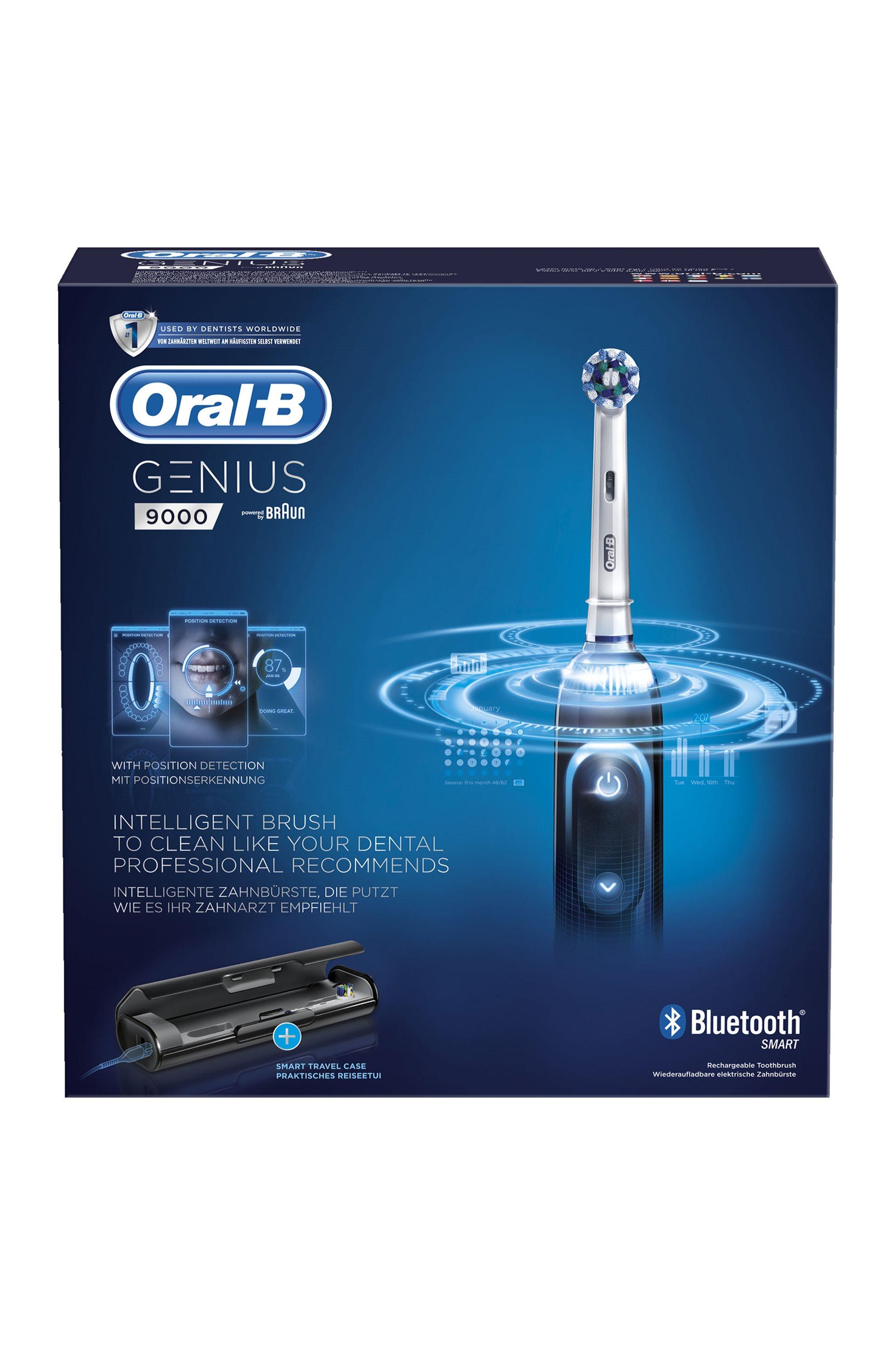 Ηλεκτρική Οδοντόβουρτσα Oral B Braun Genius 9000 Box - PRO9000 home   συσκευεσ περιποιησησ   ηλεκτρικές οδοντόβουρτσες