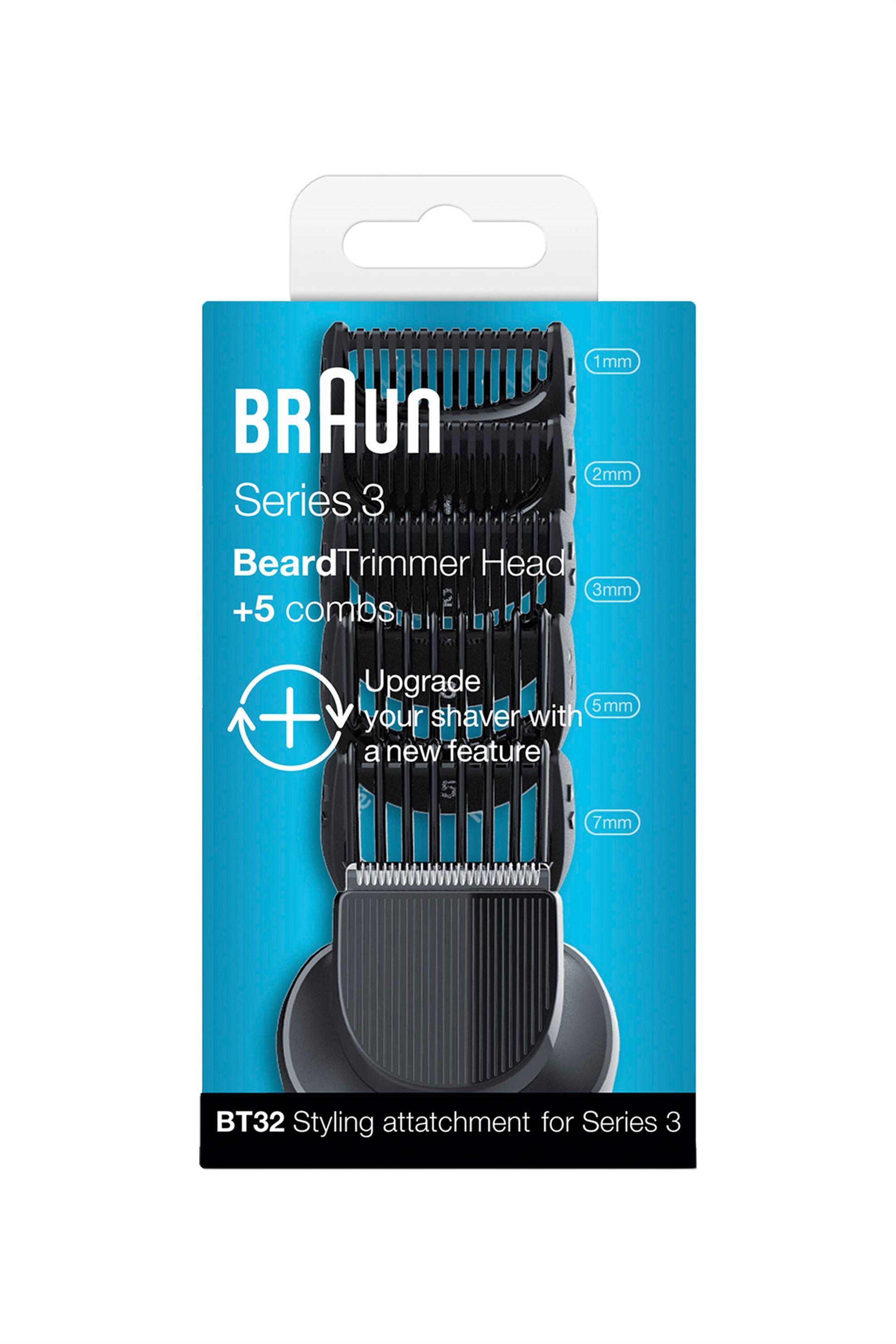 Κεφαλή περιποίησης γενειάδας Braun BT32 Series Braun - BT32 home   συσκευεσ περιποιησησ   ξυριστικές μηχανές