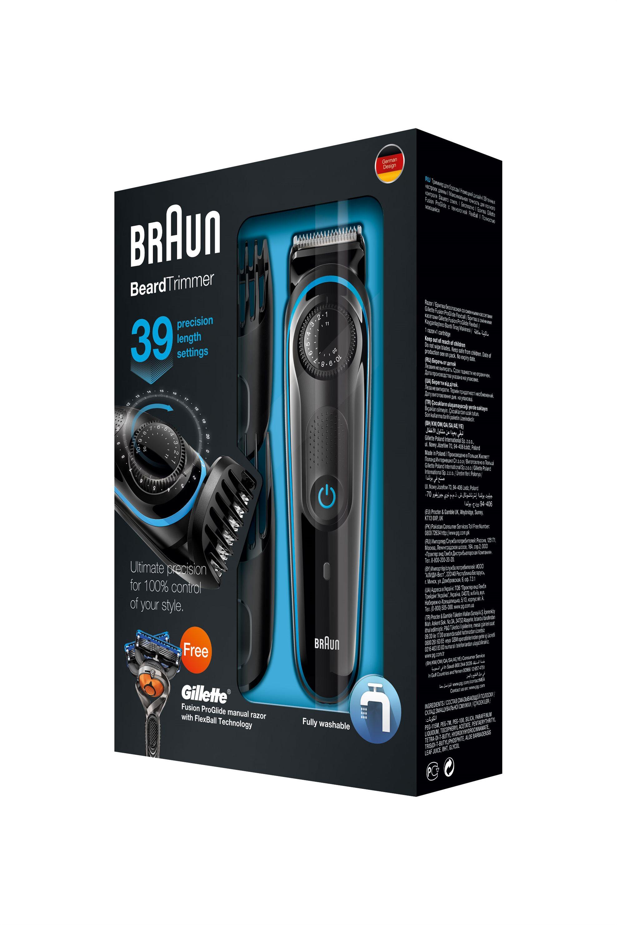 Κοπτική μηχανή BT3040 Braun - BT3040 home   συσκευεσ περιποιησησ   ξυριστικές μηχανές