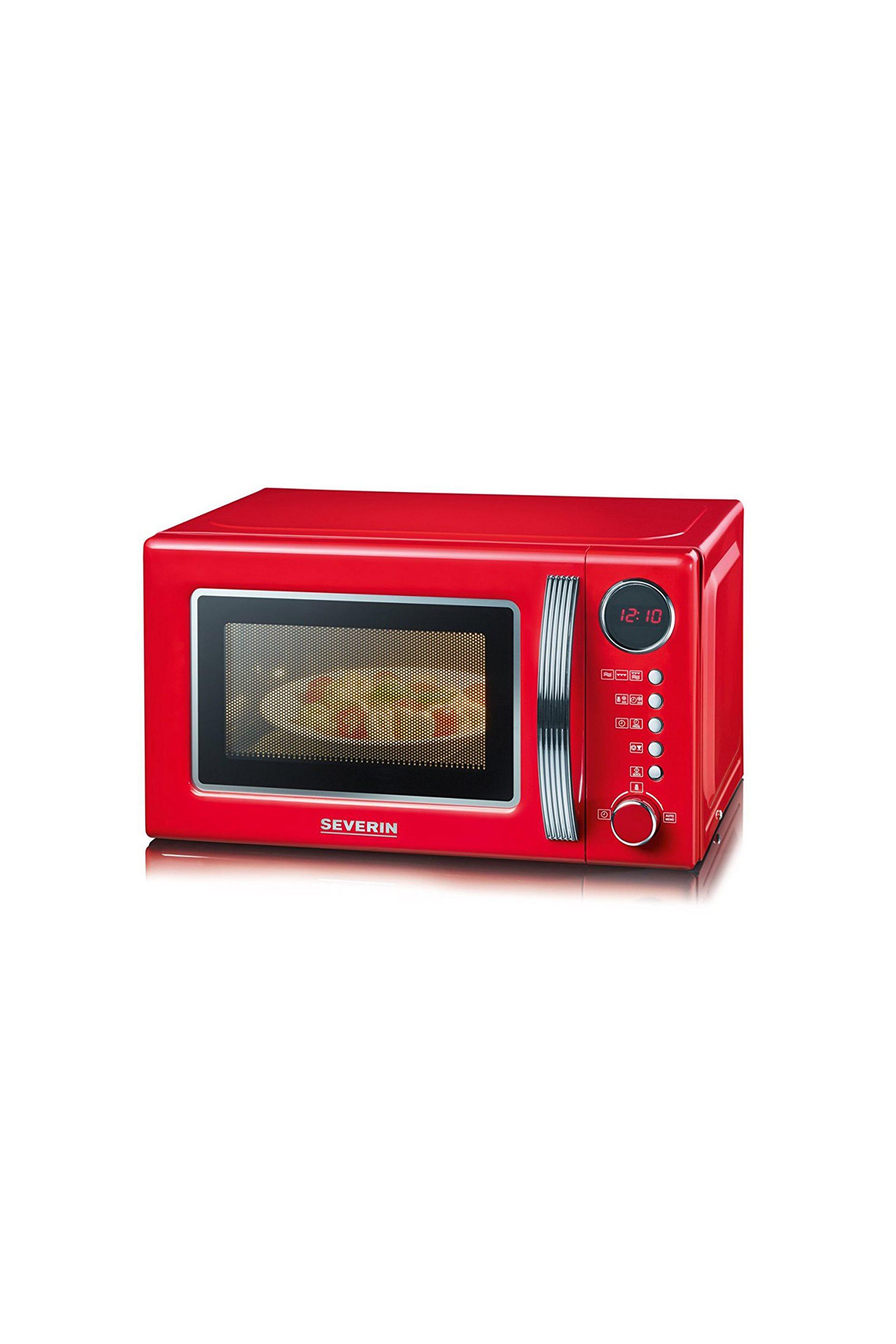 Φούρνος μικροκυμάτων Retro 20L Severin - 7893 home   μικρεσ οικιακεσ συσκευεσ   φούρνοι μικροκυμάτων