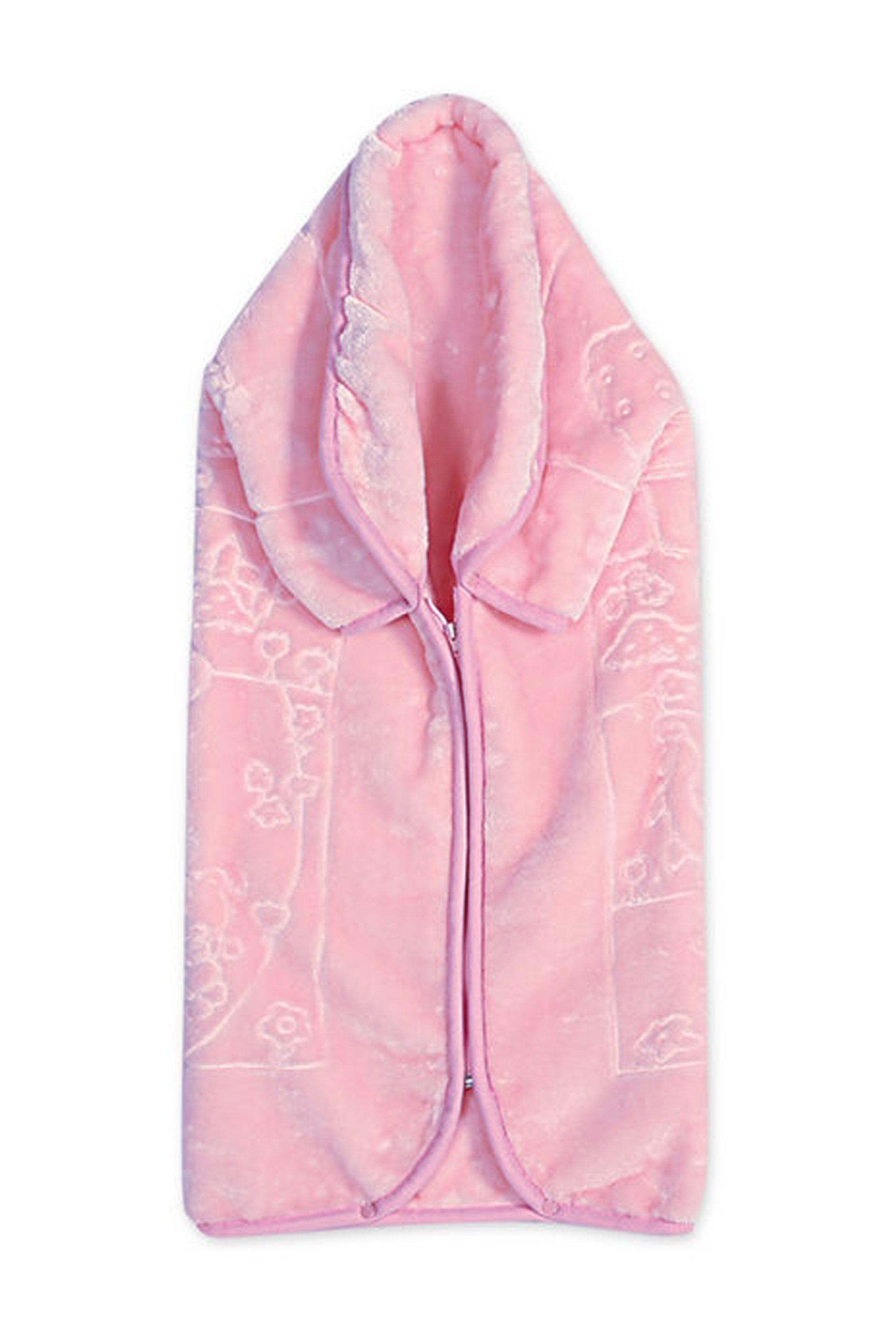 Βρεφική ροζ κουβέρτα - υπνόσακος Play House NEF - NEF - 019757 - Ροζ home   παιδια   κουβέρτες