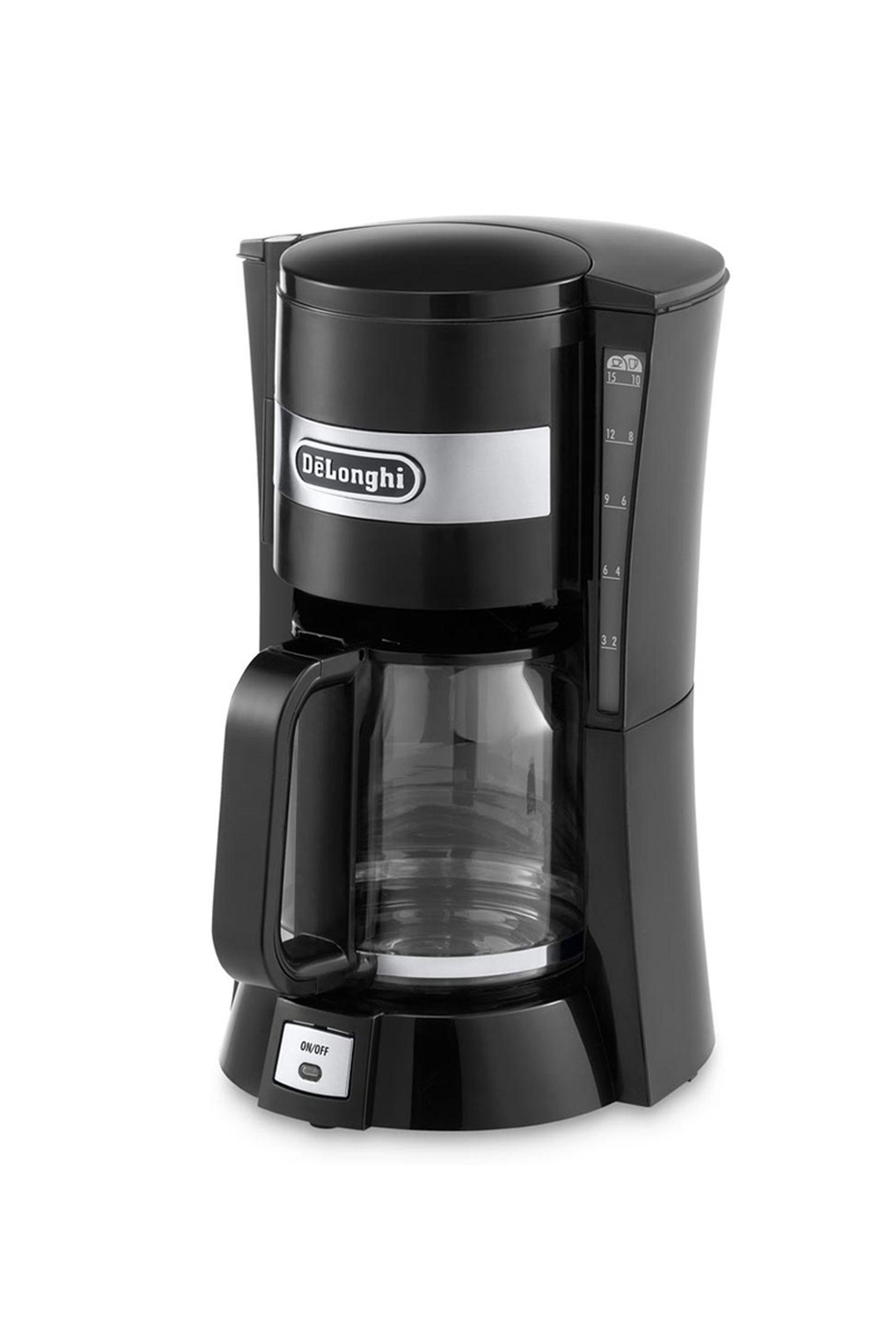 Καφετιέρα φίλτρου ICM15210.1 De'Longhi - 0132301081 home   μικρεσ οικιακεσ συσκευεσ   καφετιέρες   καφετιέρες φίλτρου