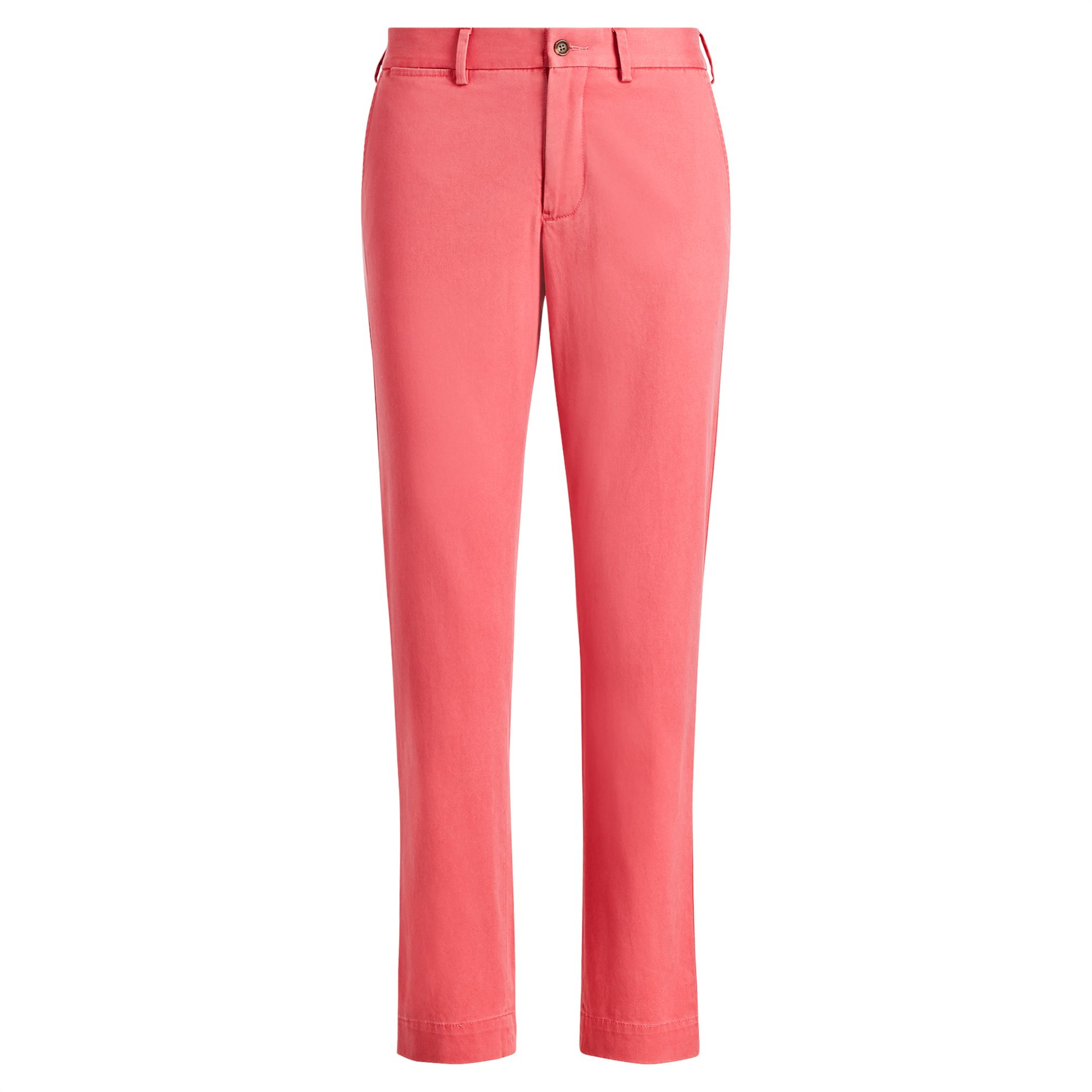 Polo Ralph Lauren γυναικείο παντελόνι Stretch Cotton Straight Pant Adirondack Be γυναικα   ρουχα   παντελόνια   ίσια γραμμή