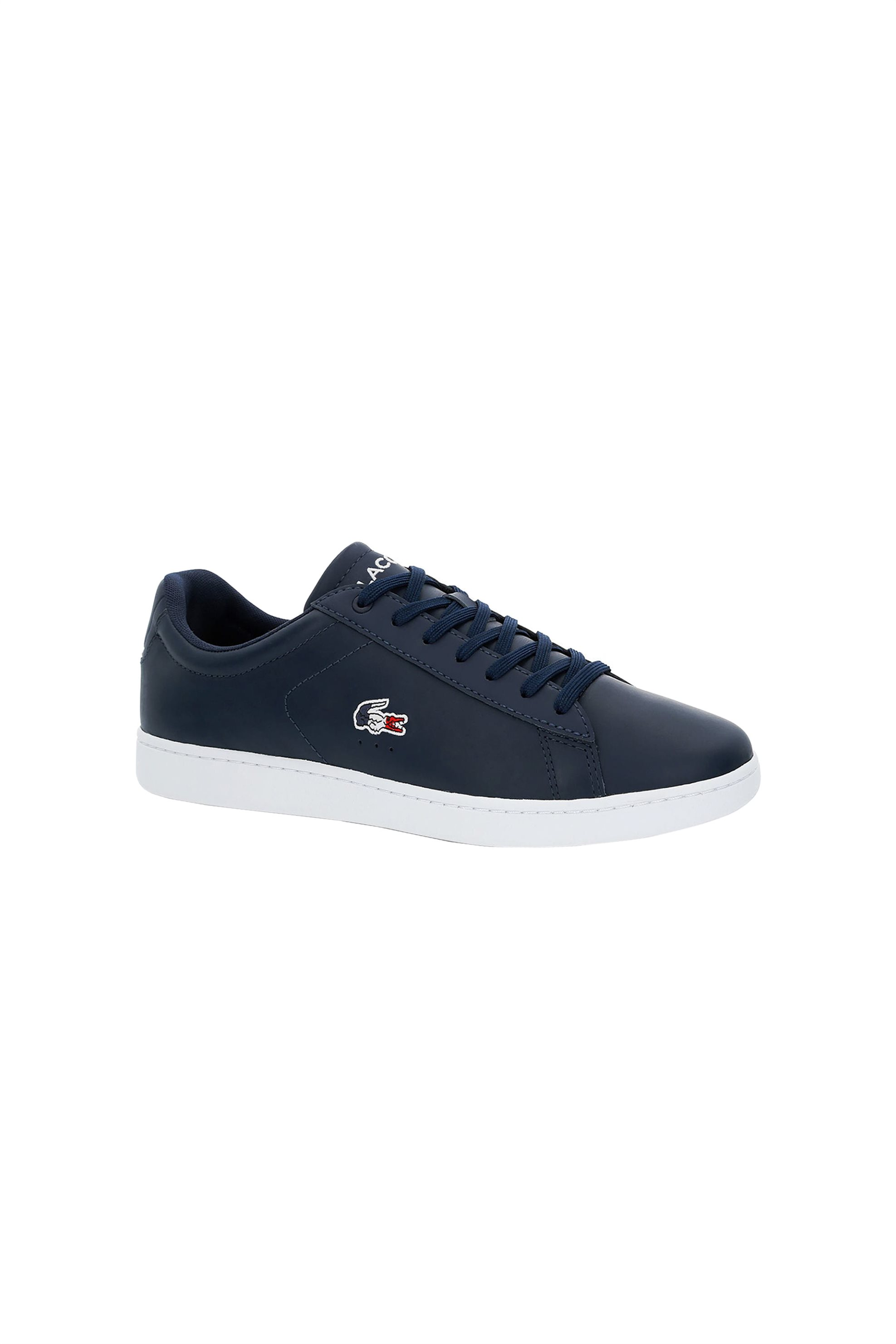 14282f7a3207 Notos Lacoste ανδρικά sneakers με κορδόνια Carnaby Evo – 37SMA00137A2 –  Μπλε Σκούρο