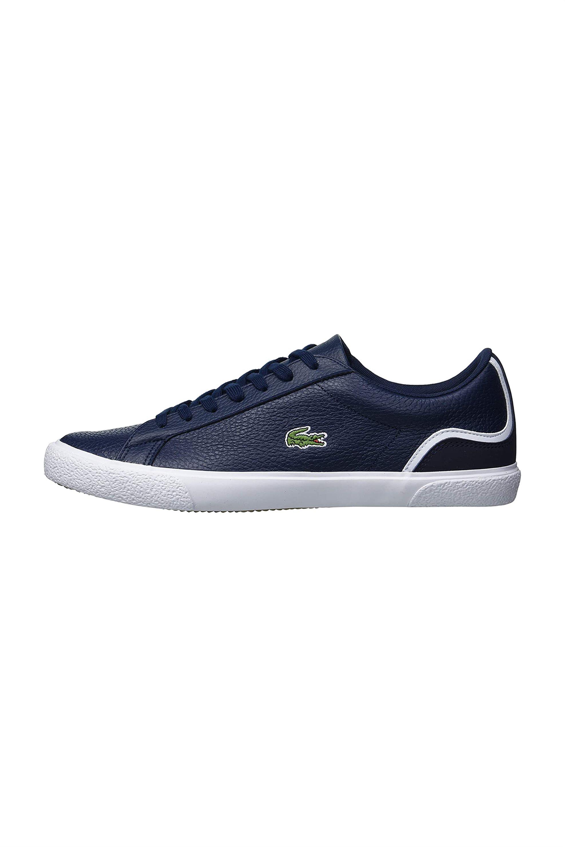 """Lacoste ανδρικά sneakers """"Lerond 220"""" – 39CMA0070092 – Μπλε Σκούρο"""