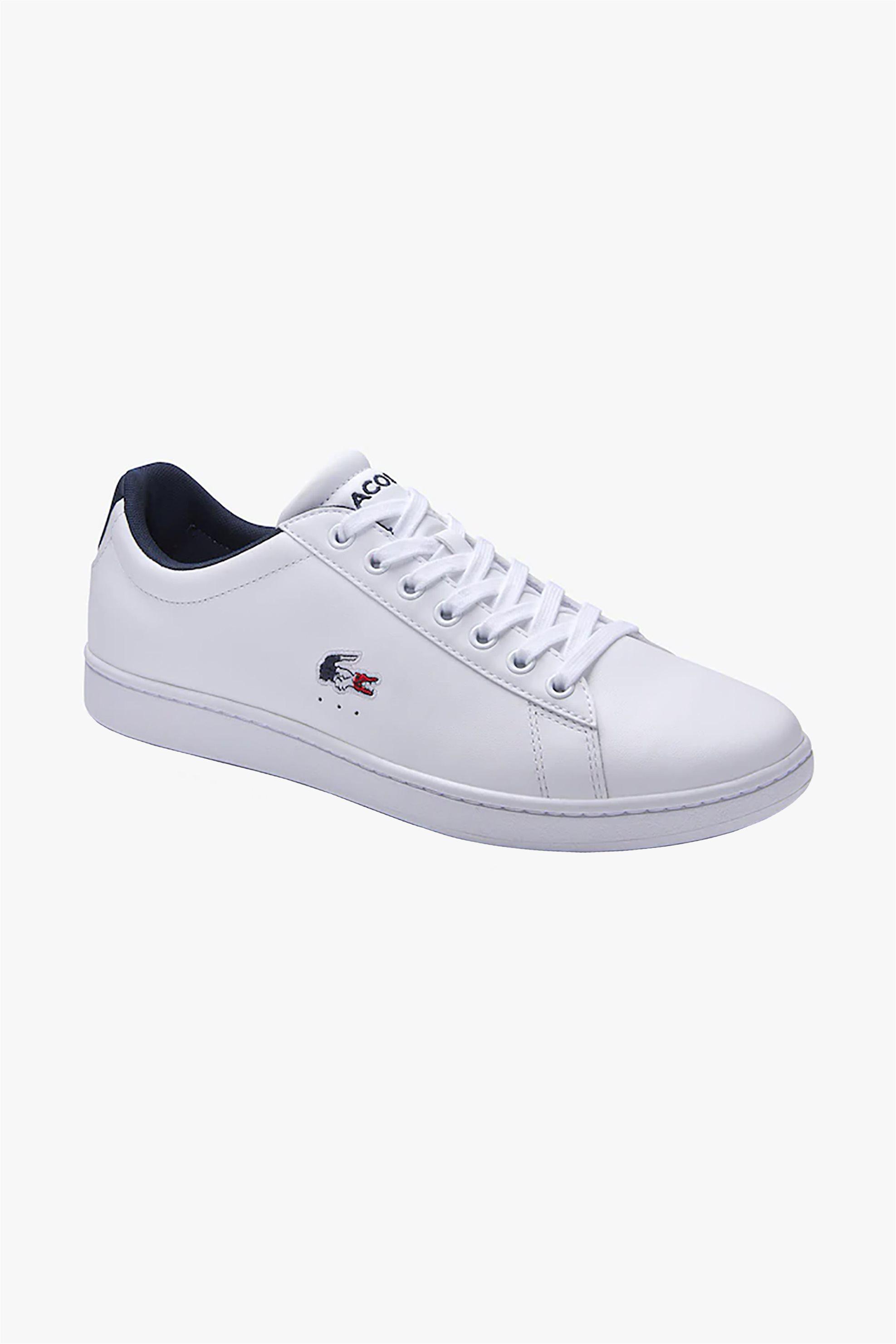 "Lacoste ανδρικά παπούτσια ""Carnaby Evo"" – 39SMA0033407 – Λευκό"
