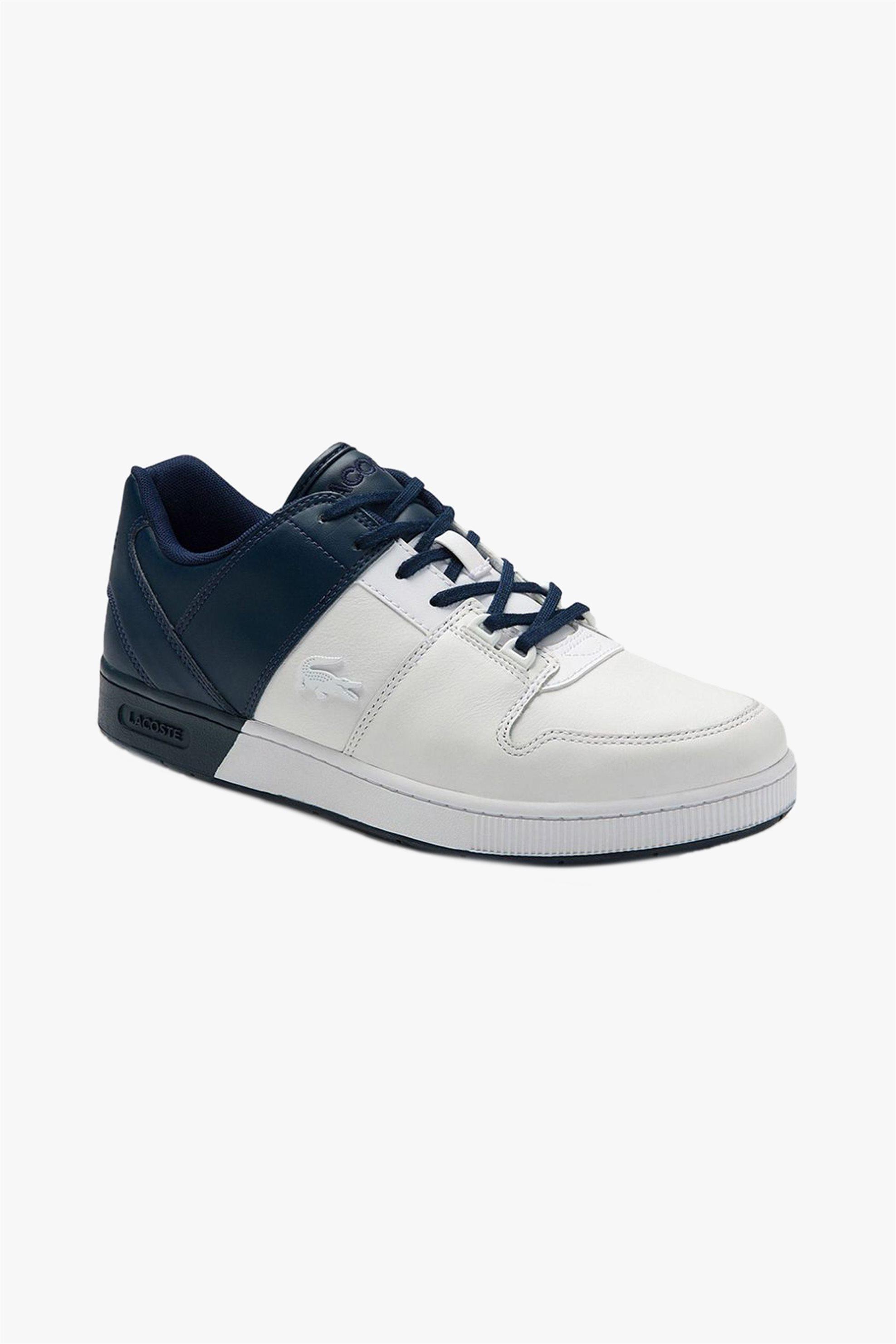 """Lacoste ανδρικά sneakers δίχρωμα """"Thrill"""" – 40SMA0053042 – Μπλε Σκούρο"""