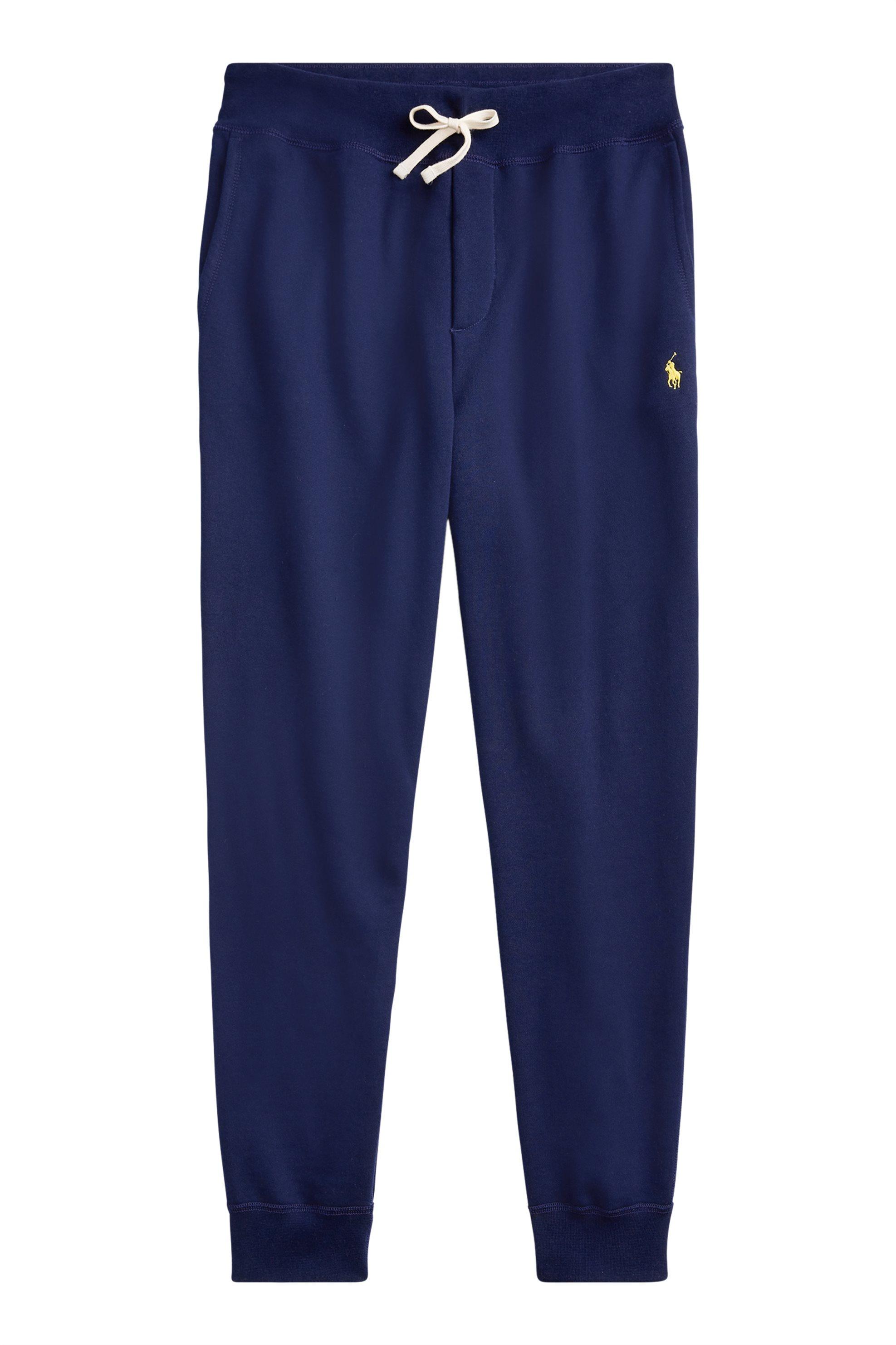 Polo Ralph Lauren ανδρική φόρμα σε ίσια γραμμή - 710600105002 - Μπλε Σκούρο ανδρασ   ρουχα   παντελόνια   φόρμες