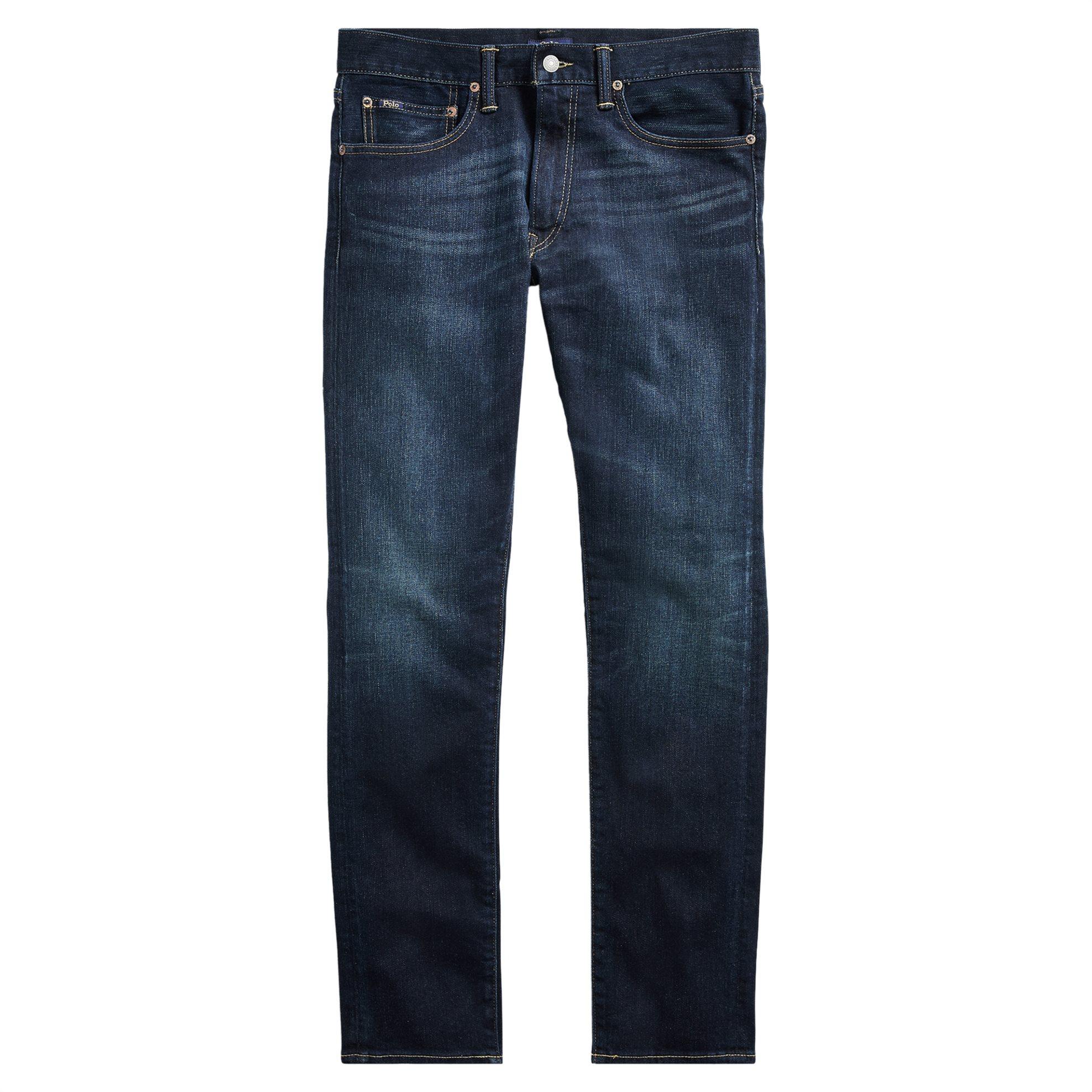 479103a4fb6e Notos Polo Ralph Lauren ανδρικό τζην παντελόνι Sullivan Slim Stretch -  710613950023 - Μπλε Σκούρο