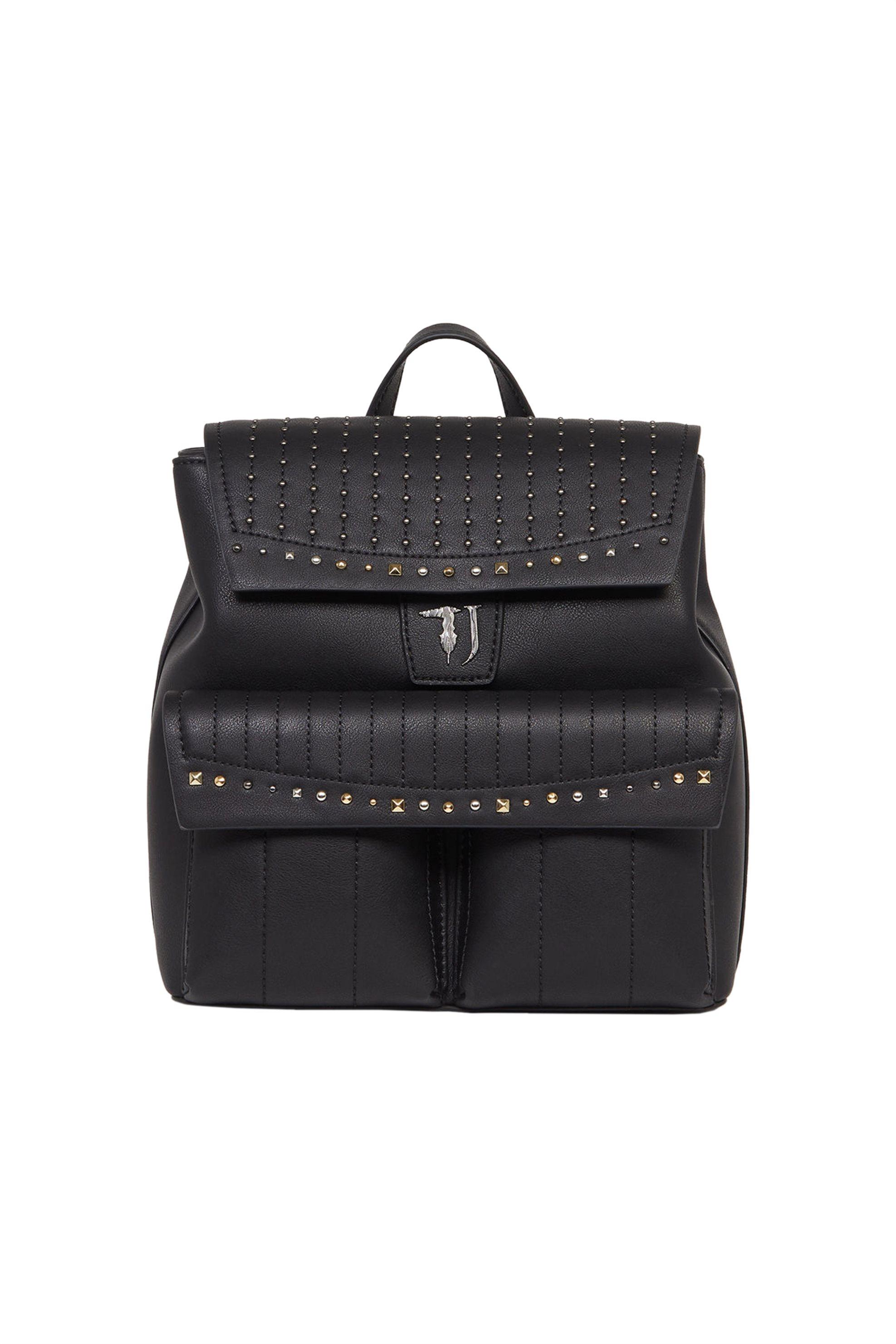 Trussardi Jeans γυναικείο backpack Curcuma - 75B00508-9Y099999 - Μαύρο γυναικα   τσαντεσ   σακίδια   backpacks
