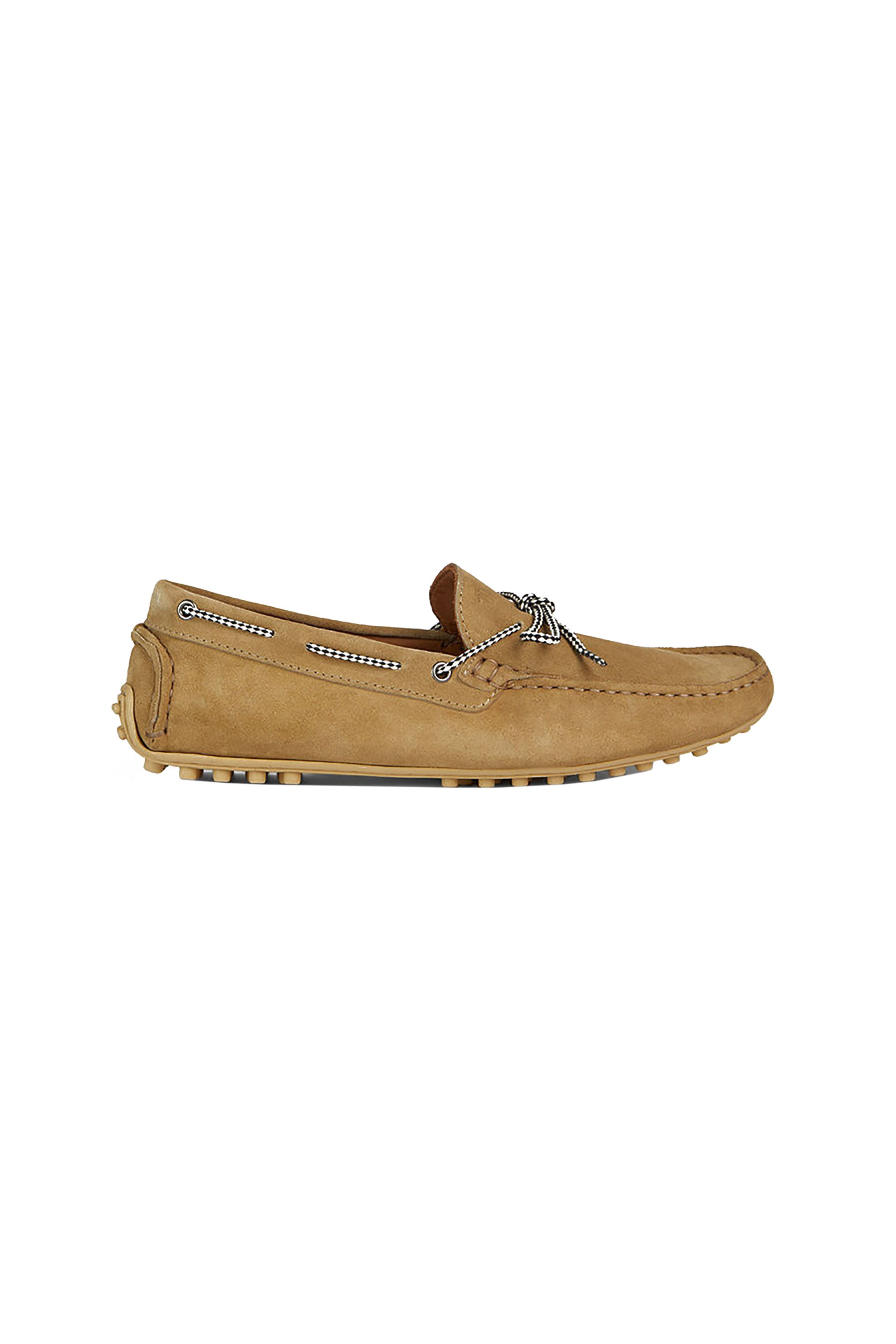 d94bef9f27ee Notos Trussardi Jeans ανδρικά loafers suede – 77A00169-9Y099999 – Μπεζ