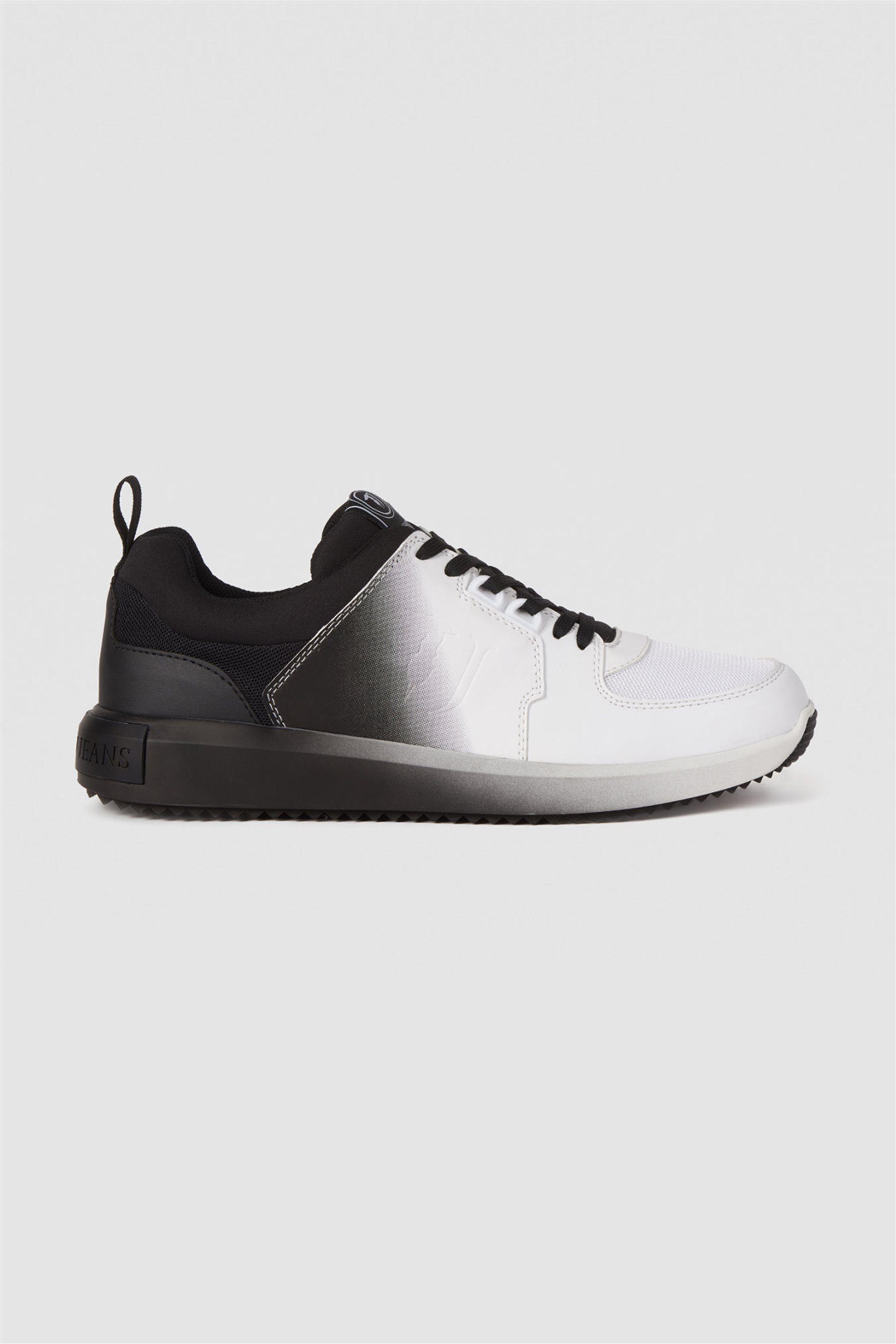 Trussardi ανδρικά sneakers με graduated effect – 77A00185-9Y099999 – Μαύρο