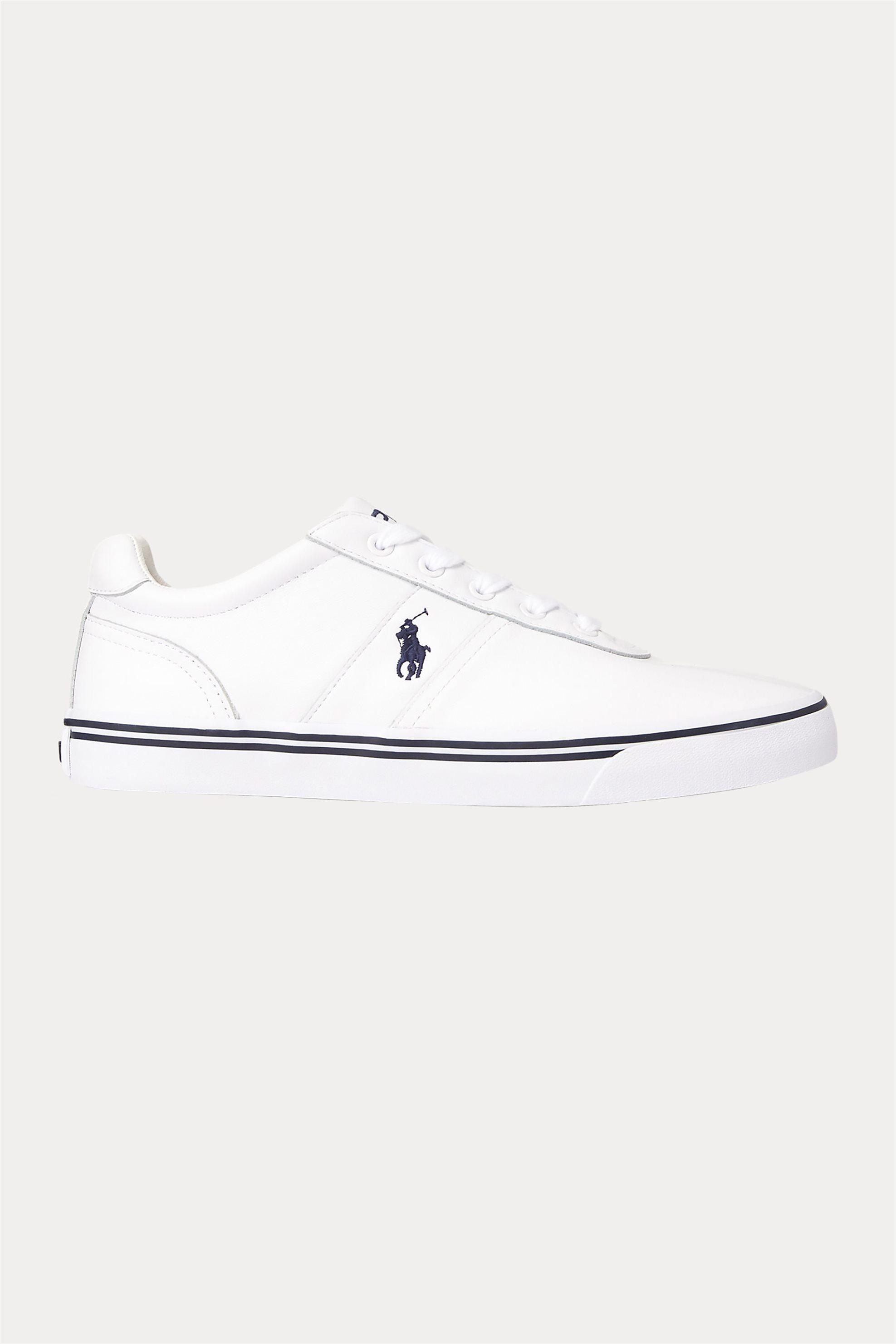 Polo Ralph Lauren ανδρικά δερμάτινα sneakers