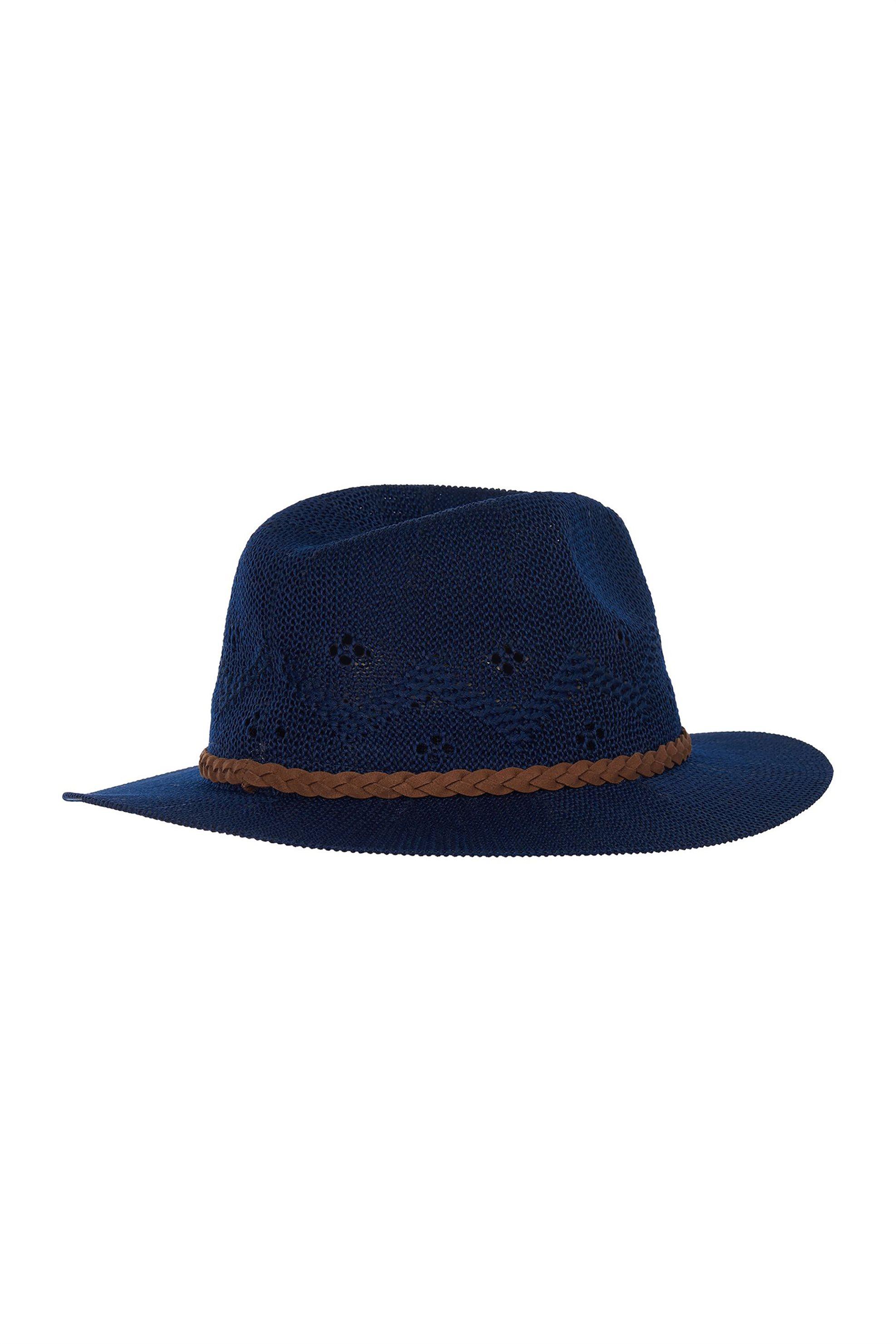 Barbour γυναικείο καπέλο με διακοσμητικό κέντημα