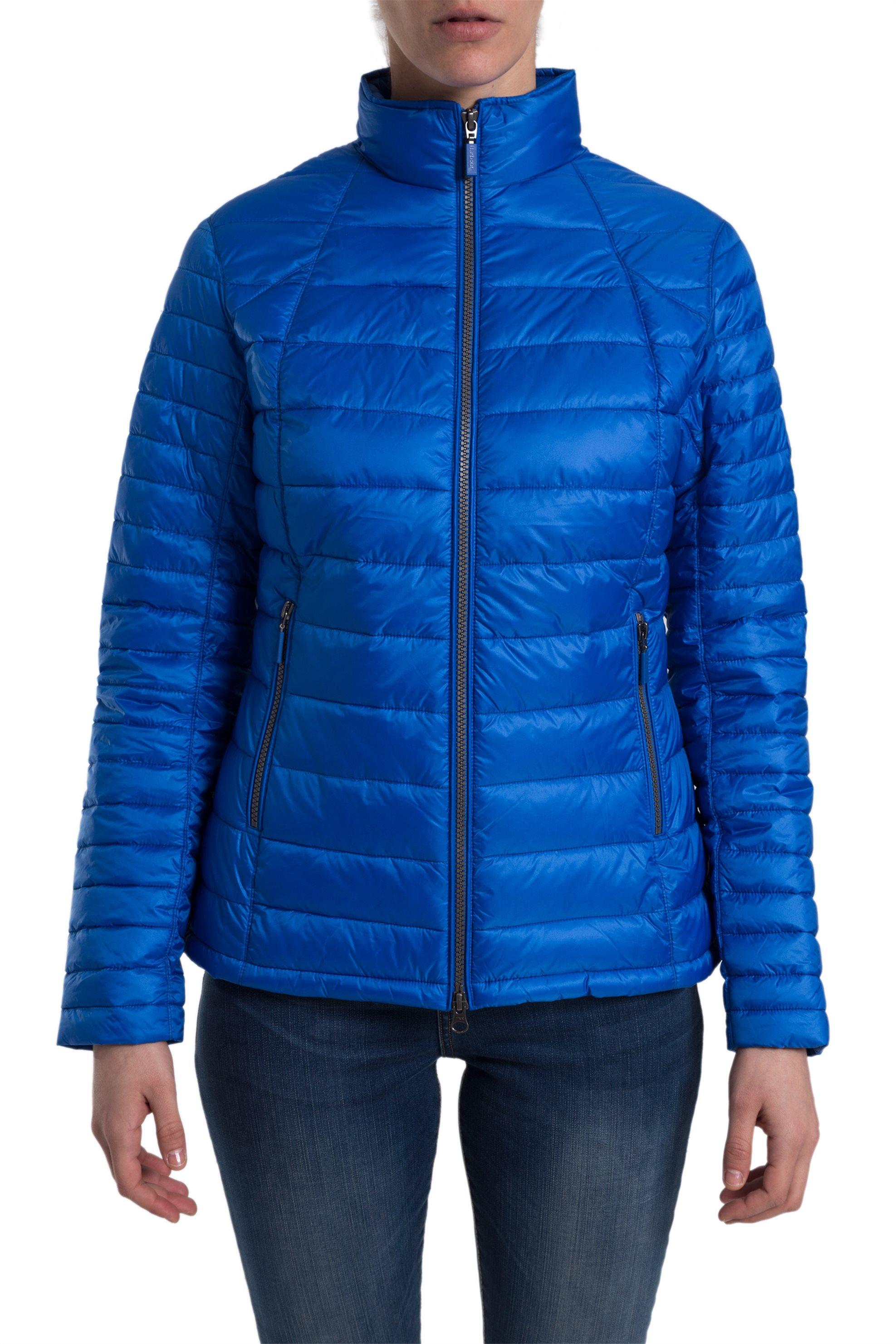 Γυναικείο καπιτονέ μπουφάν Daisyhill Quilted Jacket Barbour - LQU0905 - Μπλε 92620820387