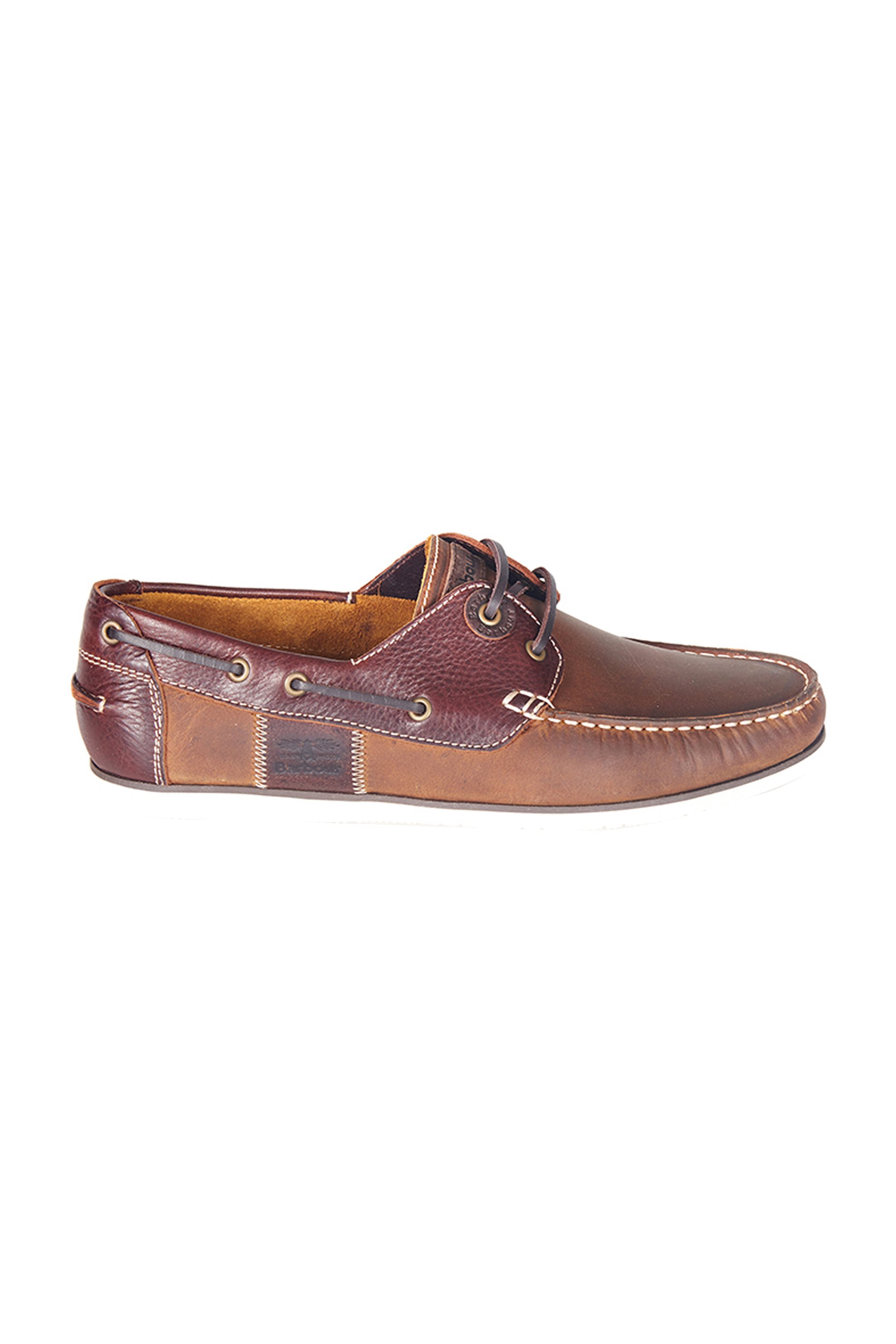 Barbour ανδρικά boat shoes Capstan - MFO0304 - Ταμπά