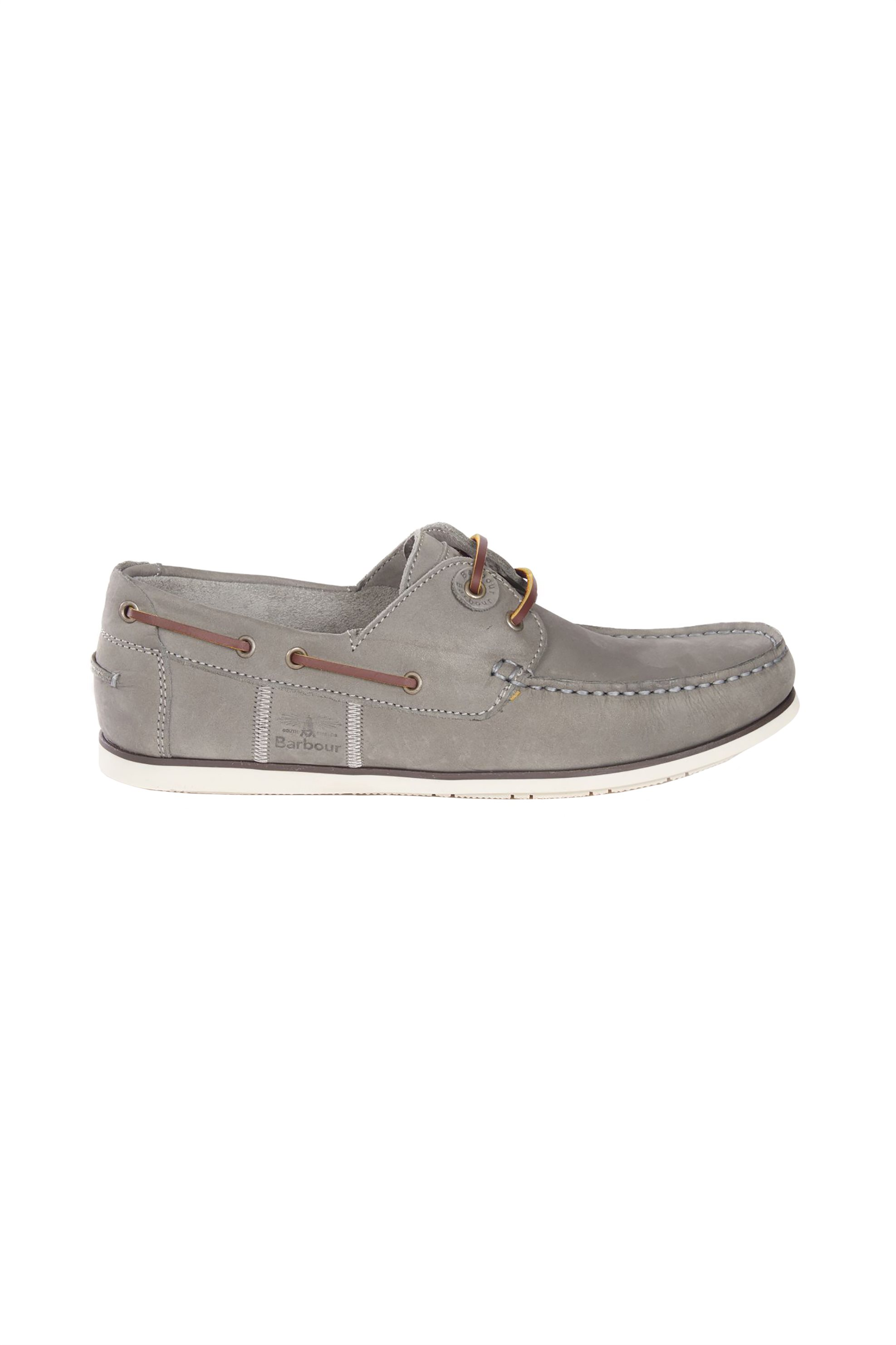 c61469f039e Notos Barbour ανδρικά boat shoes Capstan – MFO0304 – Γκρι