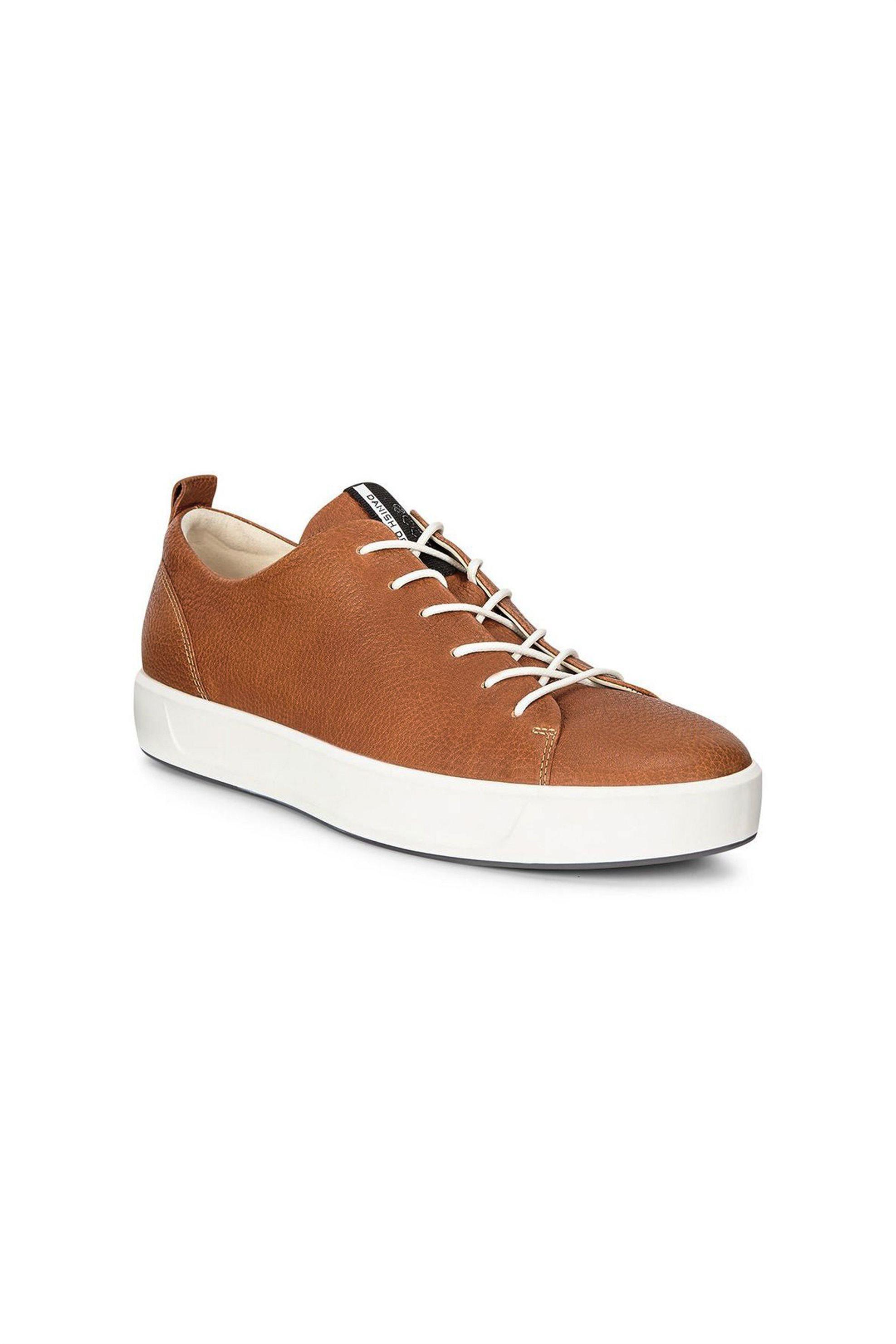ECCO ανδρικά sneakers με κορδόνια Soft 8 – 440504 – Ταμπά