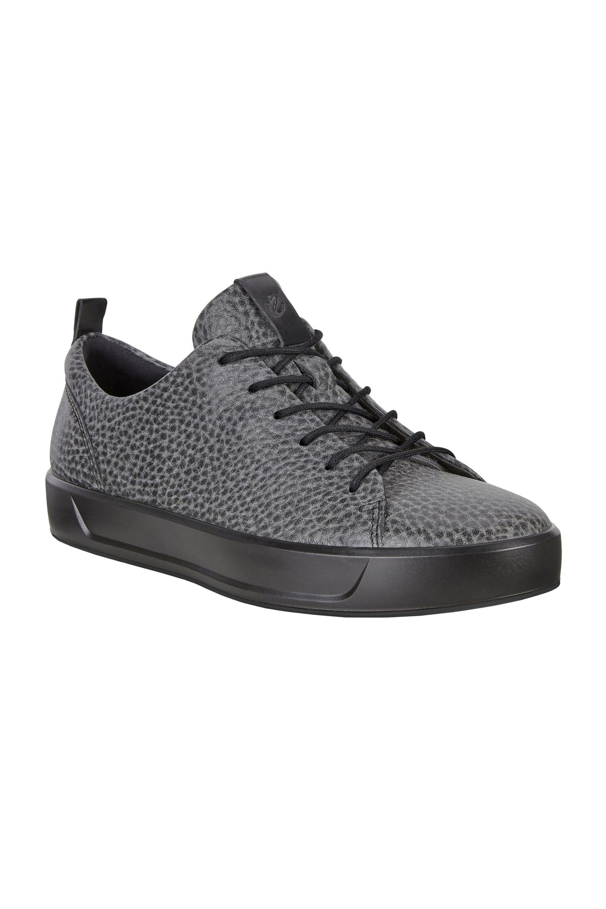 -30% Notos ECCO γυναικεία παπούτσια με κορδόνια Soft 8 – 440793 – Γκρι b96a15b1687