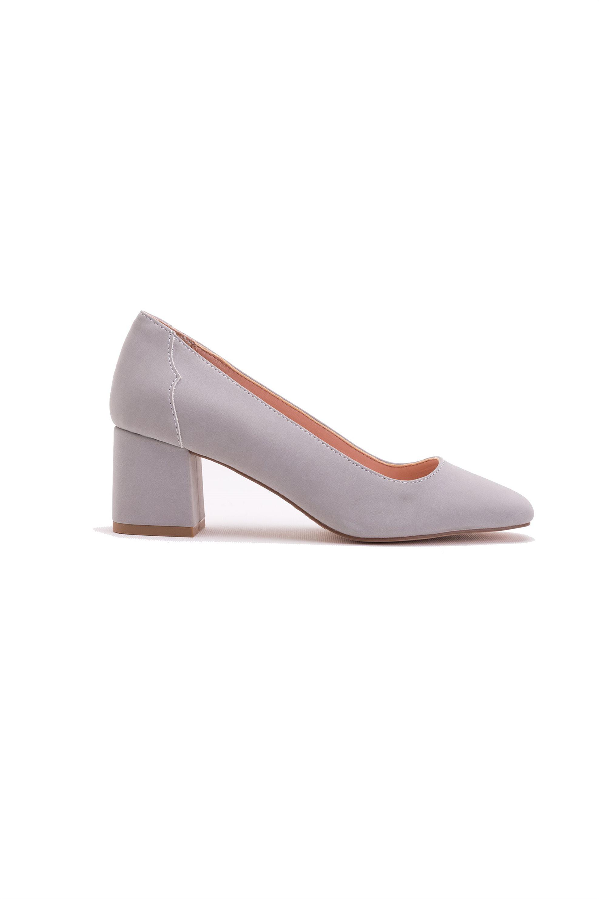 63b88b1ac1a Notos Γυναικεία παπούτσια Esprit – 018EK1W010 – Γκρι