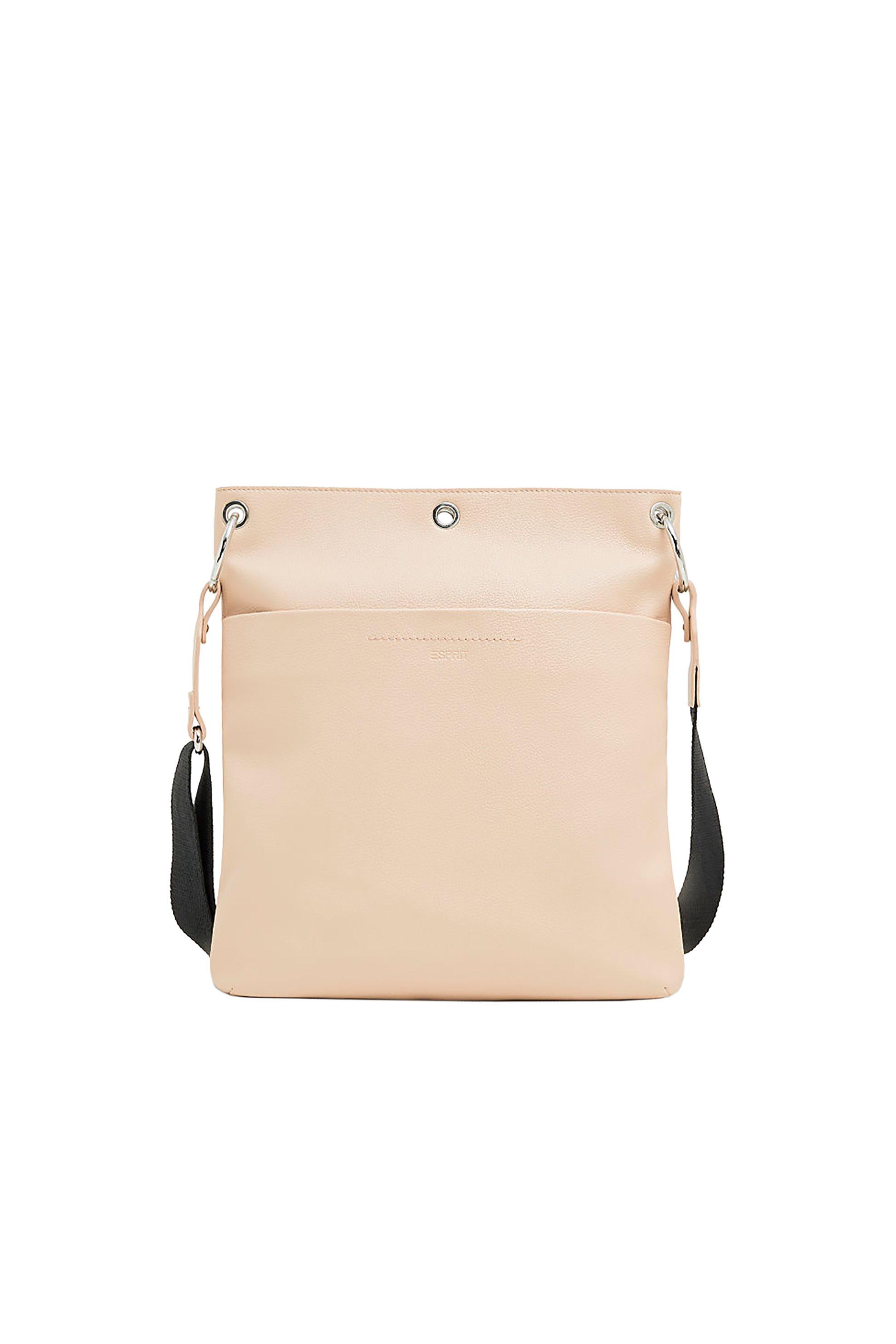 Esprit γυναικεία crossbody τσάντα με ιμάντα - 019EA1O027 - Nude γυναικα   τσαντεσ   ταχυδρόμου   cross body bags