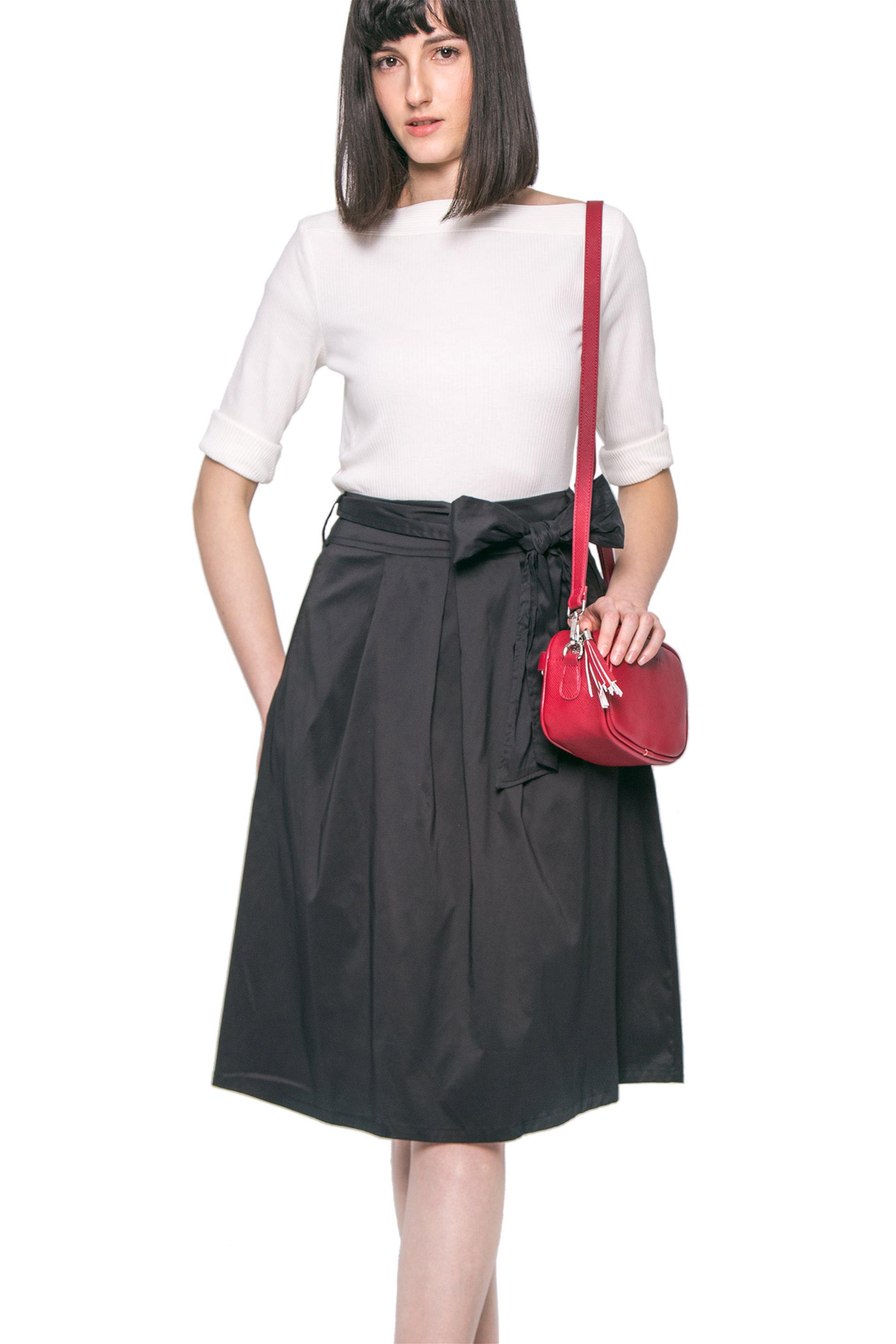 Γυναικεία   Ρούχα   Φούστες   Καθημερινές   FIGL κομψη φουστα με ... a0e61b72f2c