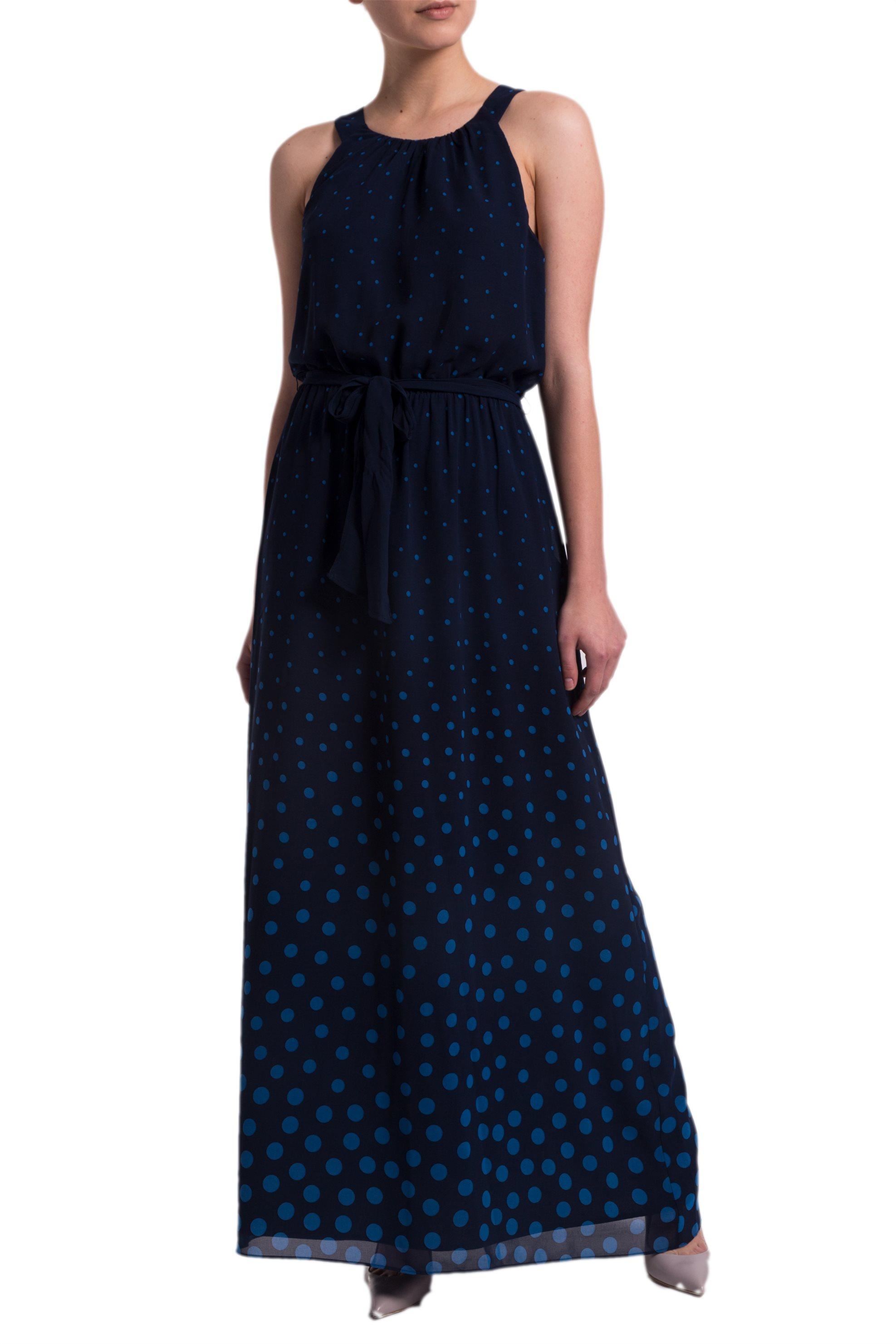 a58b04e2c03c Γυναικεία   Ρούχα   Φορέματα   Μακριά   Maxi φόρεμα με βαμβάκι και v ...