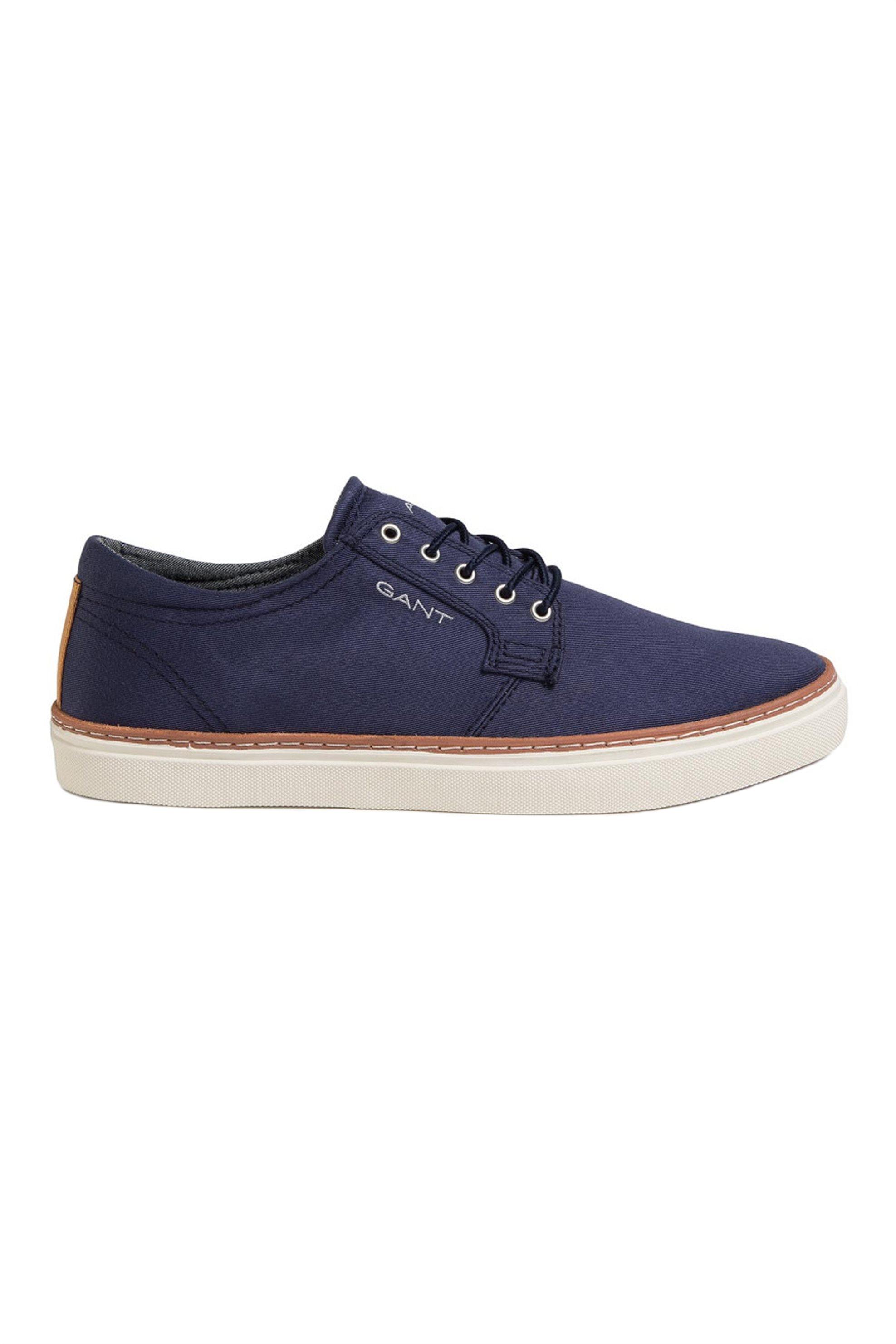 "Gant ανδρικά sneakers με κορδόνια ""Prepville"" – 20638496 – Μπλε Σκούρο"