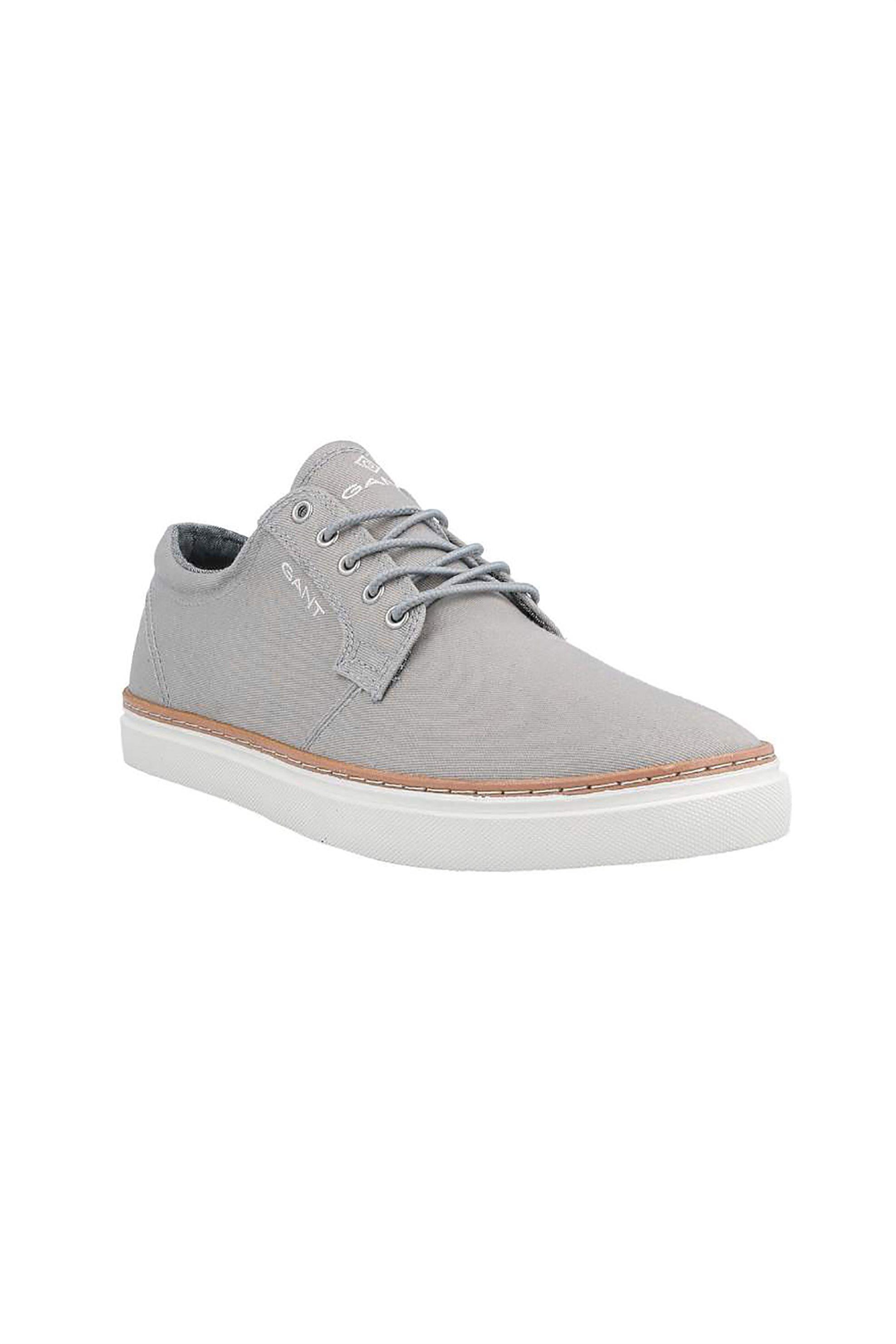 "Gant ανδρικά sneakers με κορδόνια ""Prepville"" – 20638496 – Γκρι"