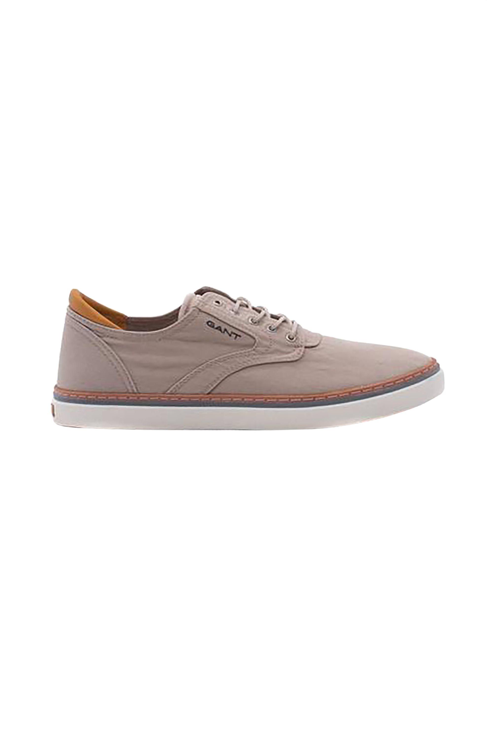 "Gant ανδρικά sneakers με κορδόνια ""Prepville"" – 20638499 – Μπεζ"