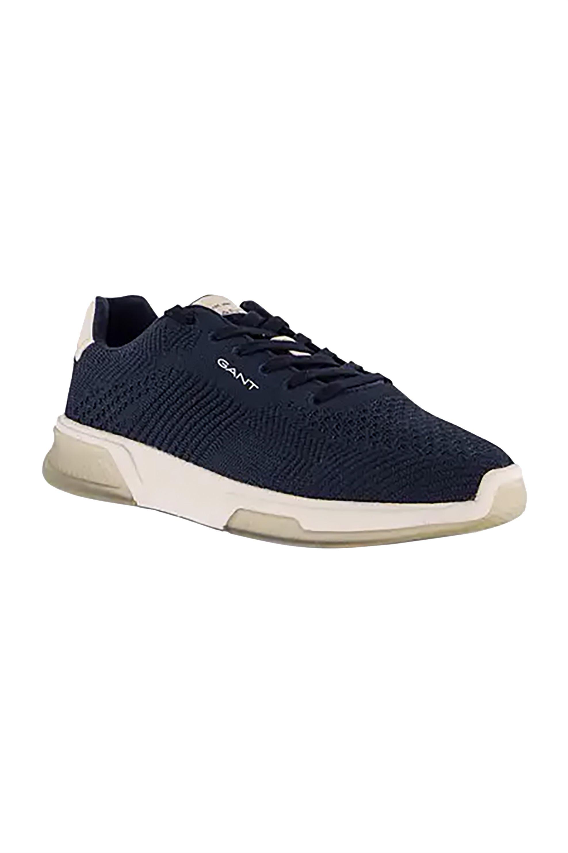 "Gant ανδρικά sneakers με κορδόνια ""Hightown"" – 20639528 – Μπλε Σκούρο"