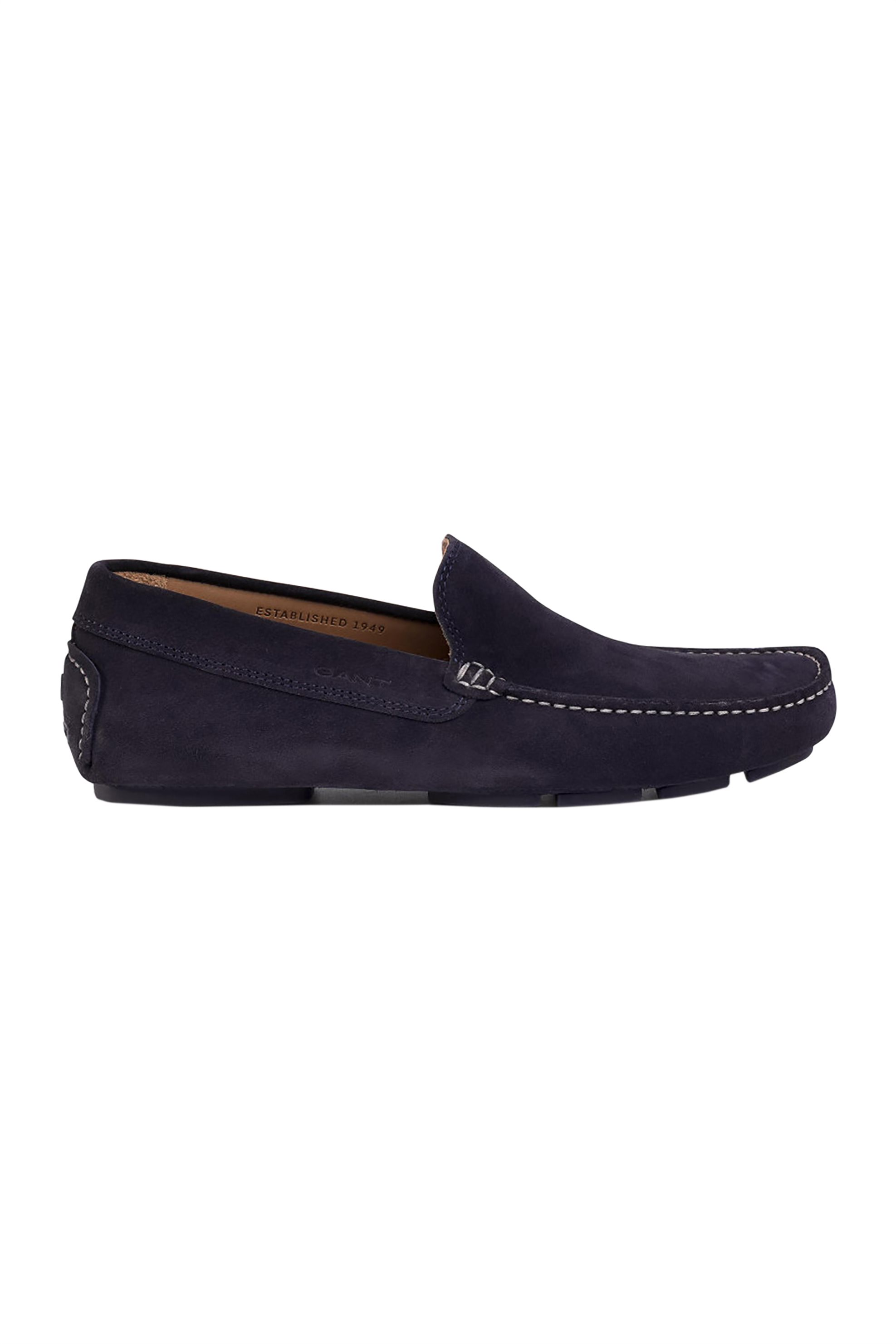 "Gant ανδρικά suede loafers ""Nicehill"" – 20673466 – Μπλε Σκούρο"