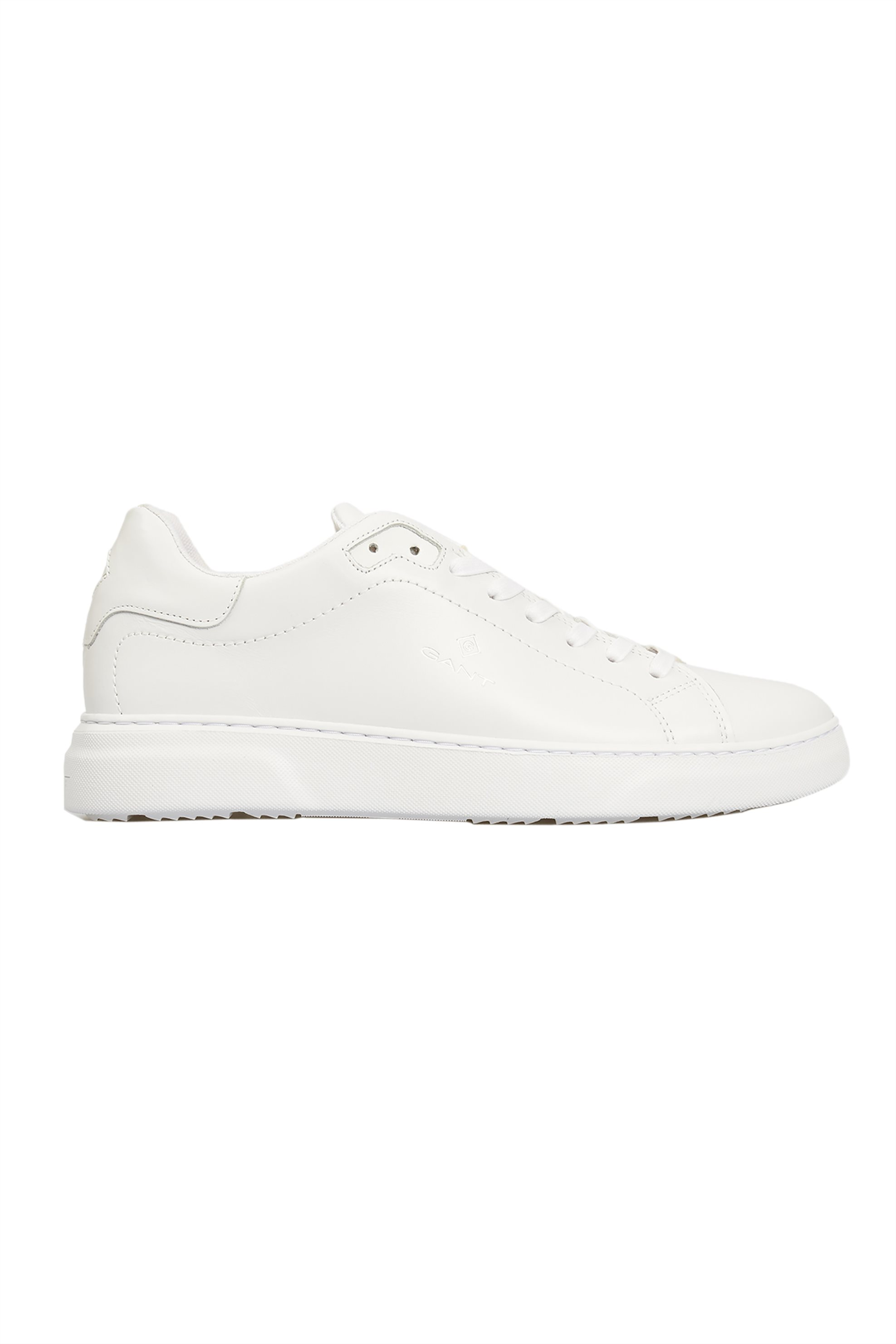 "Gant ανδρικά sneakers με logo print στο πλάι ""Joree"" – 22631645 – Λευκό"