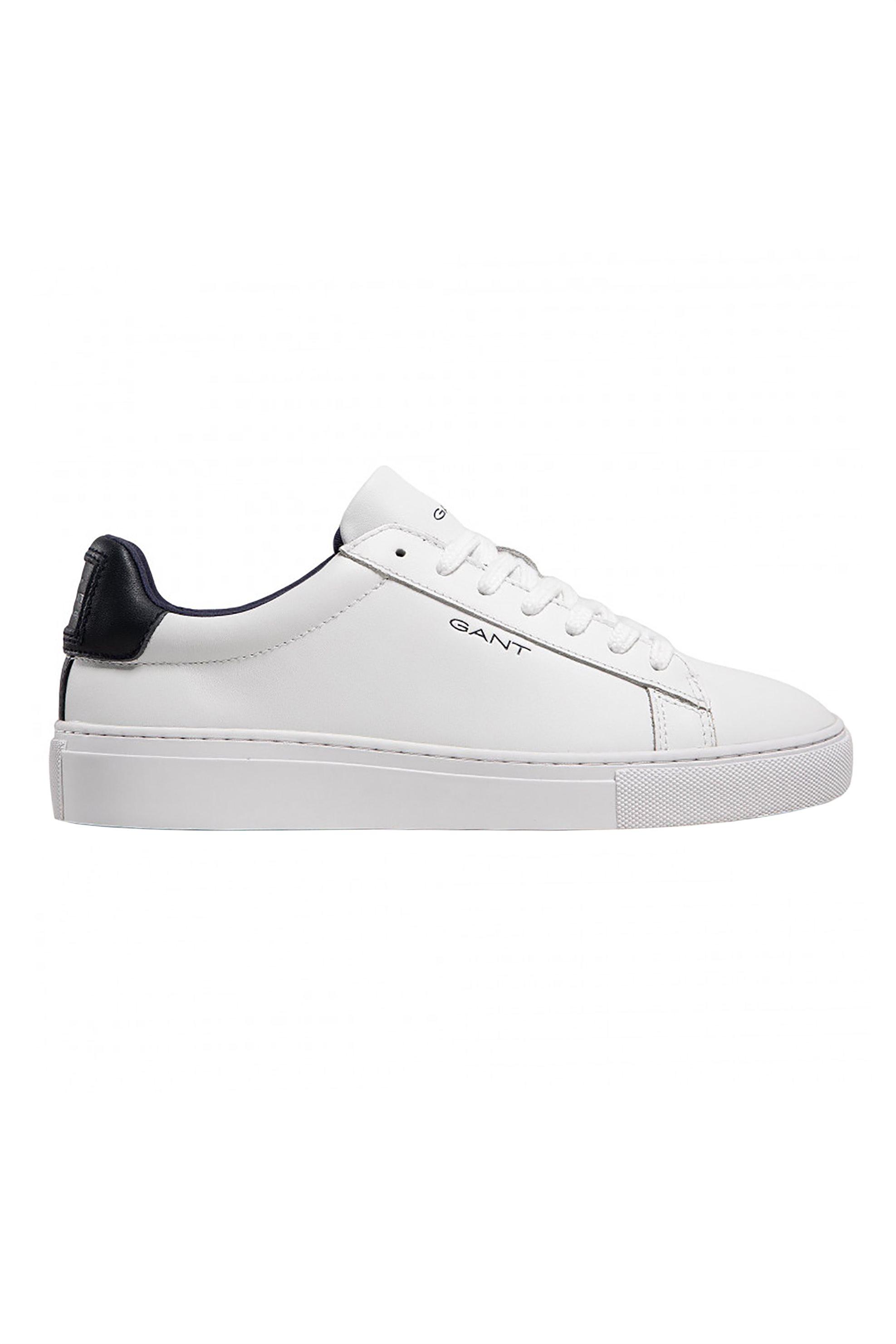 "Gant ανδρικά sneakers με logo print στο πλάι και contrast λεπτομέρειες ""Mc Julien"" – 22631654 – Μπλε Σκούρο"